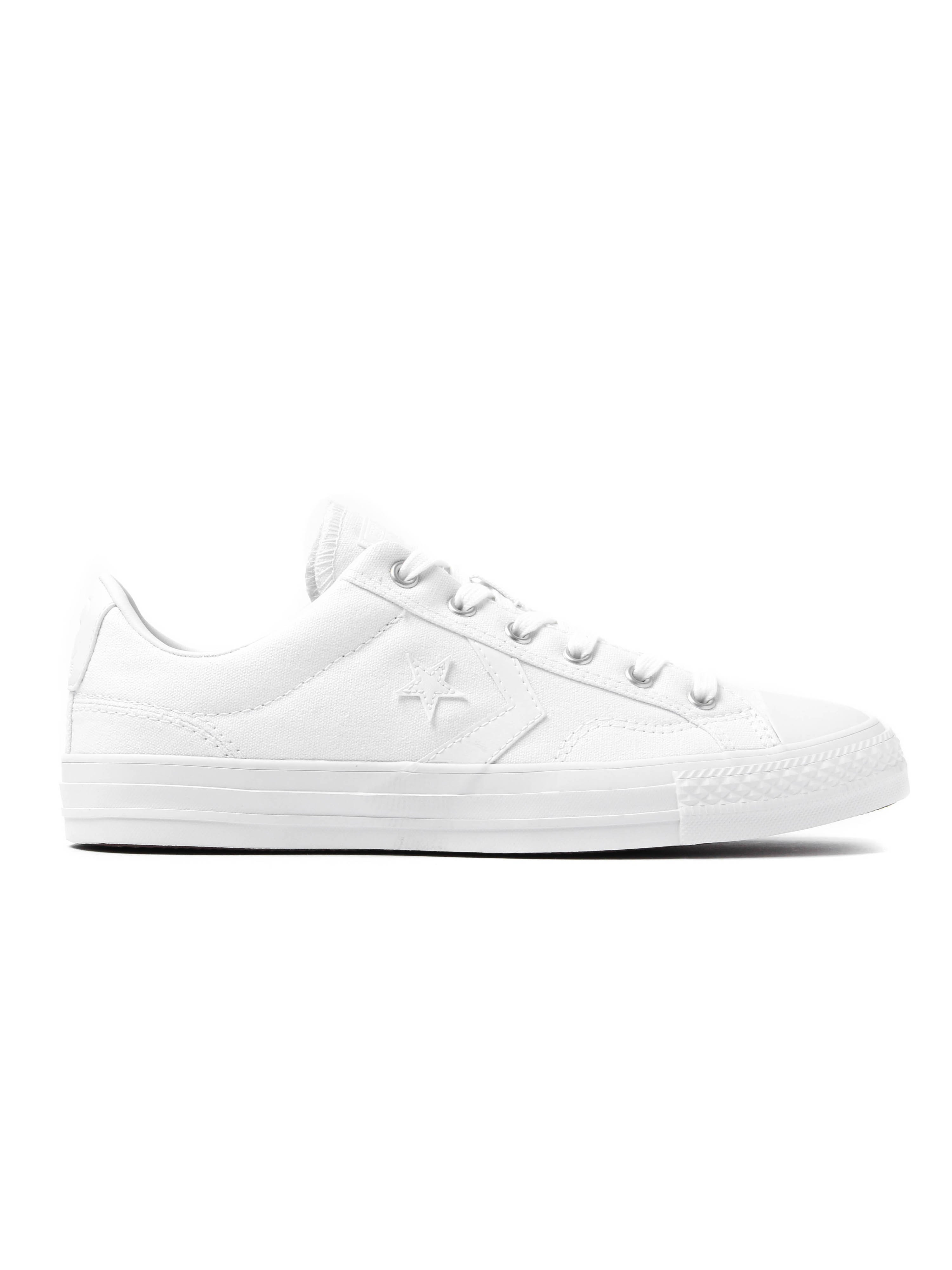 Converse Men's Star Player Trainers - White