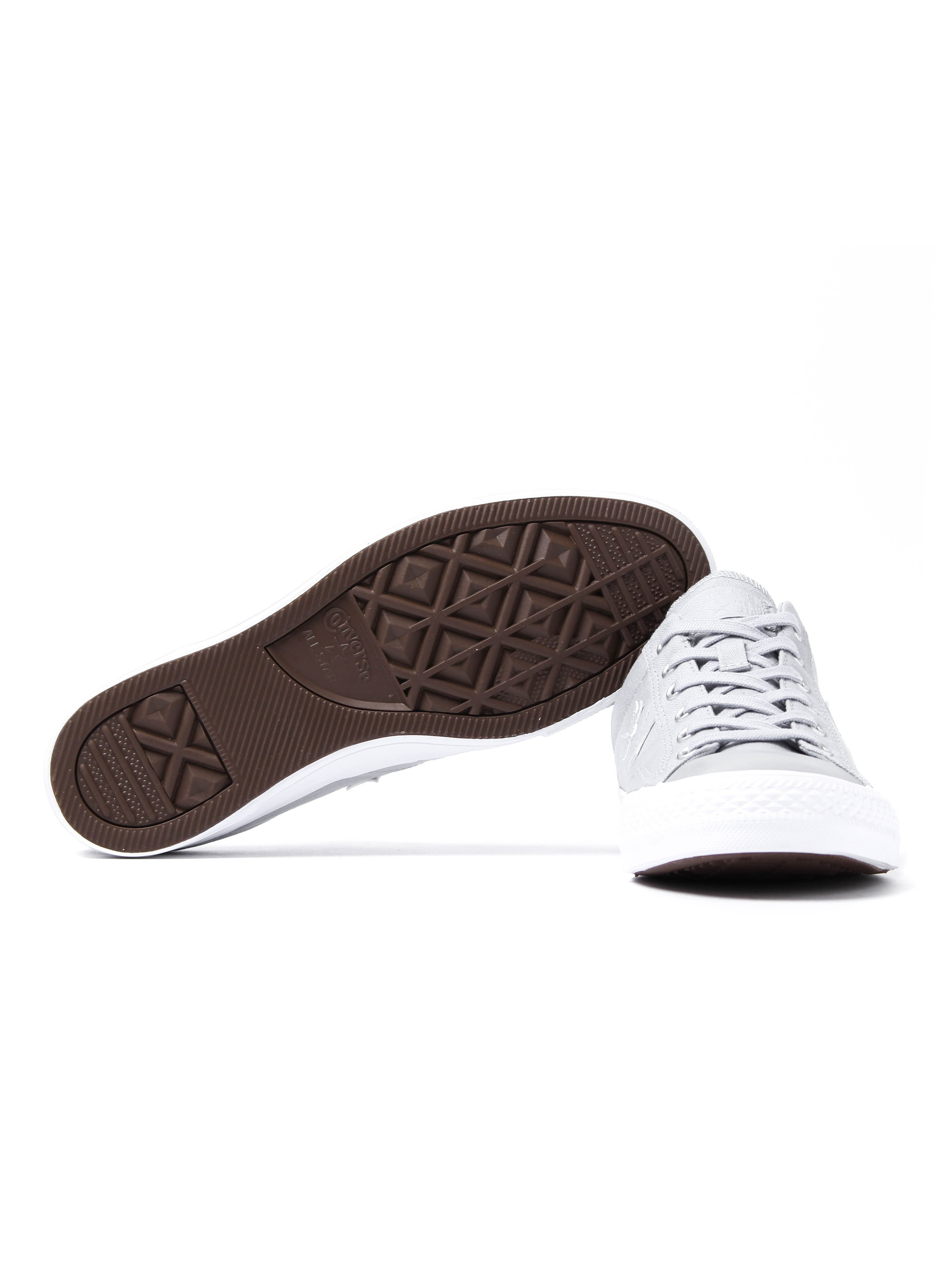 Converse Men's Star Player Trainers - Wolf Grey