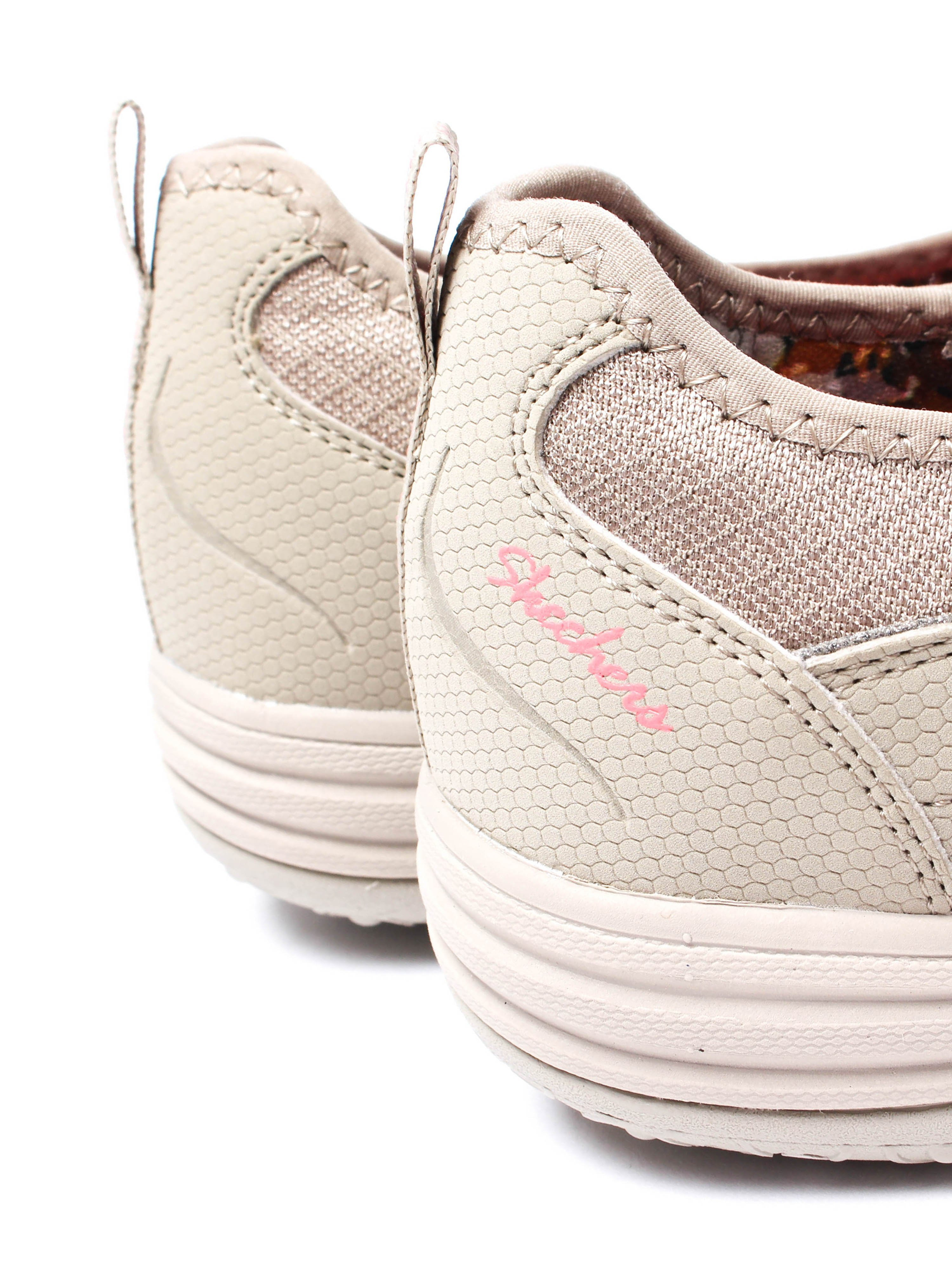 Skechers Women's Unity Go Big Trainers - Taupe