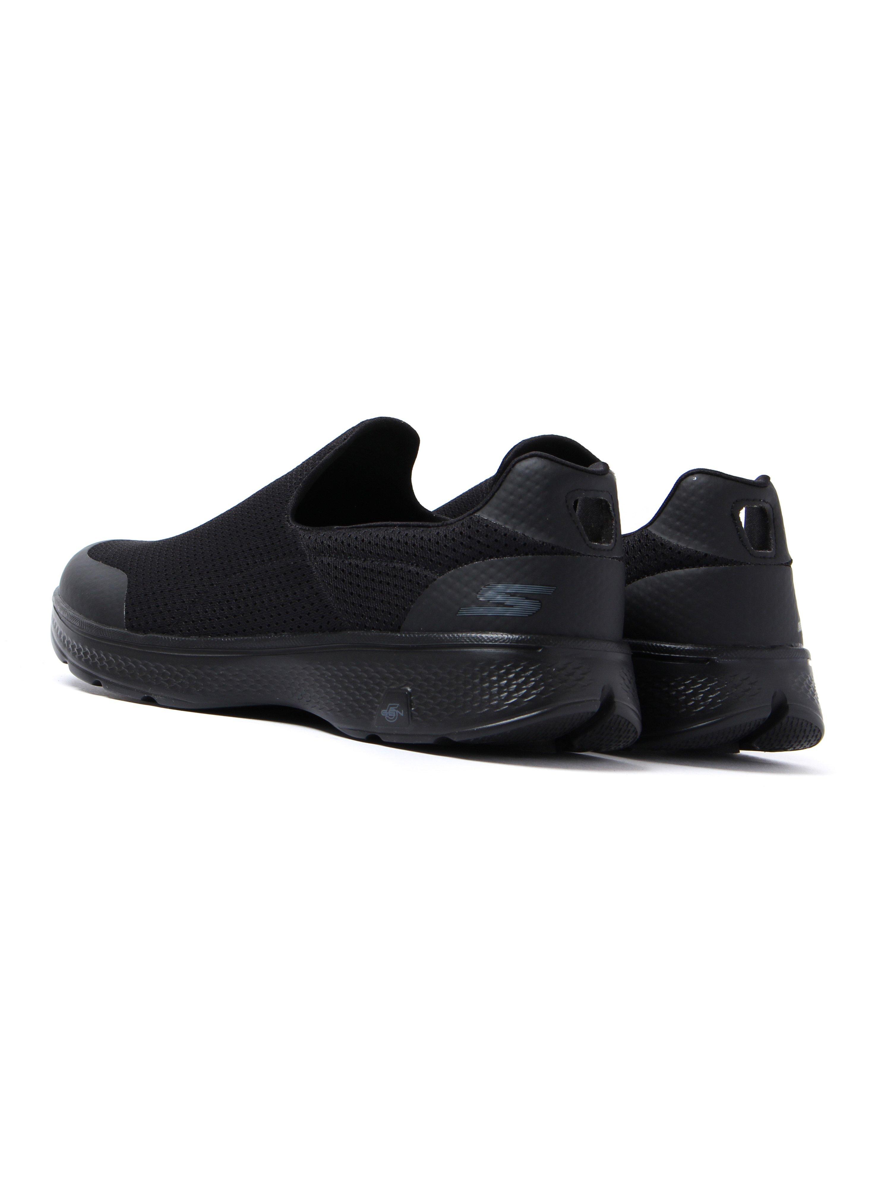 Skechers Skechers Men's Go Walk 4 Incredible Trainers - Black