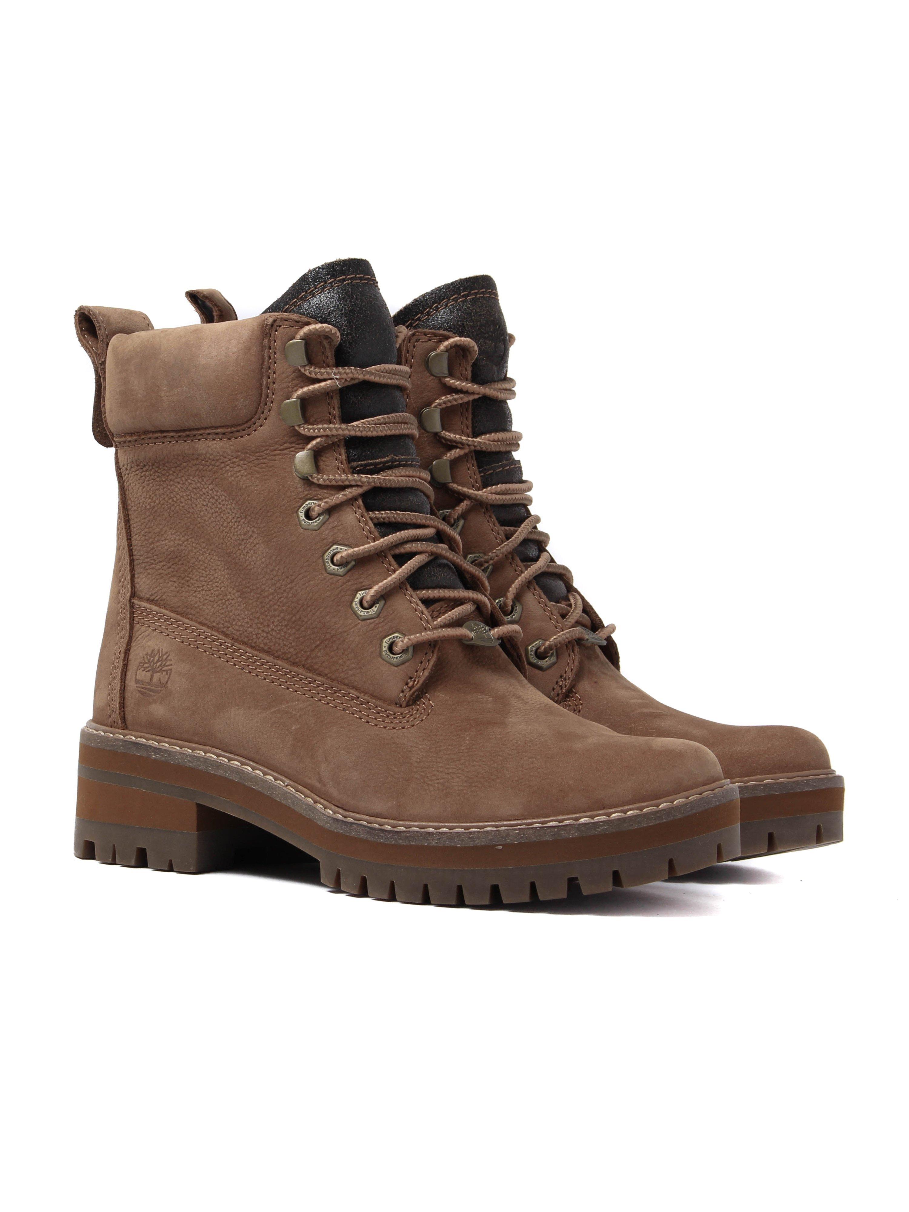 Timberland Courmayeur Valley Boots - Sundance Suede