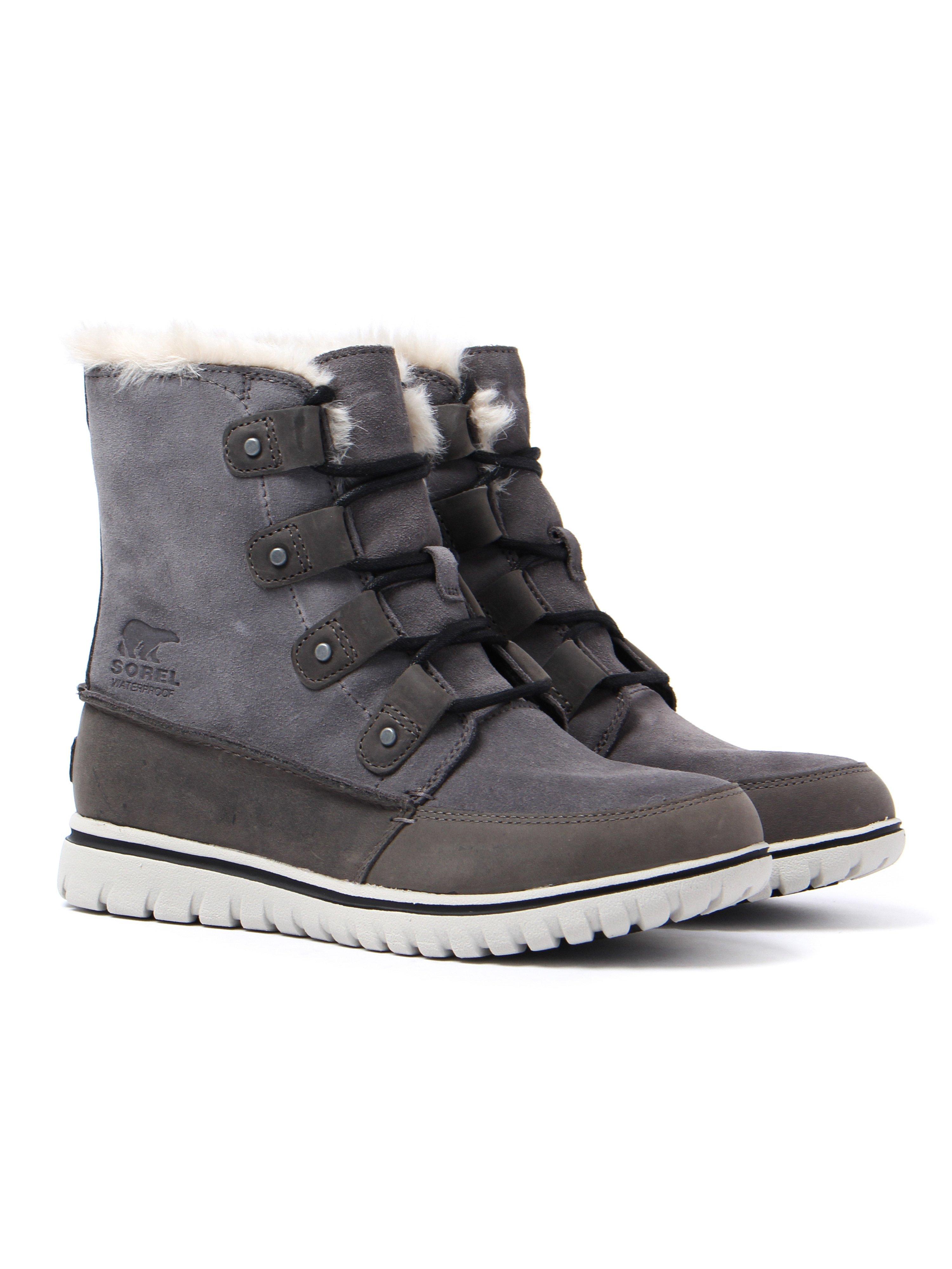 Sorel Women's Cozy Joan Boots - Quarry