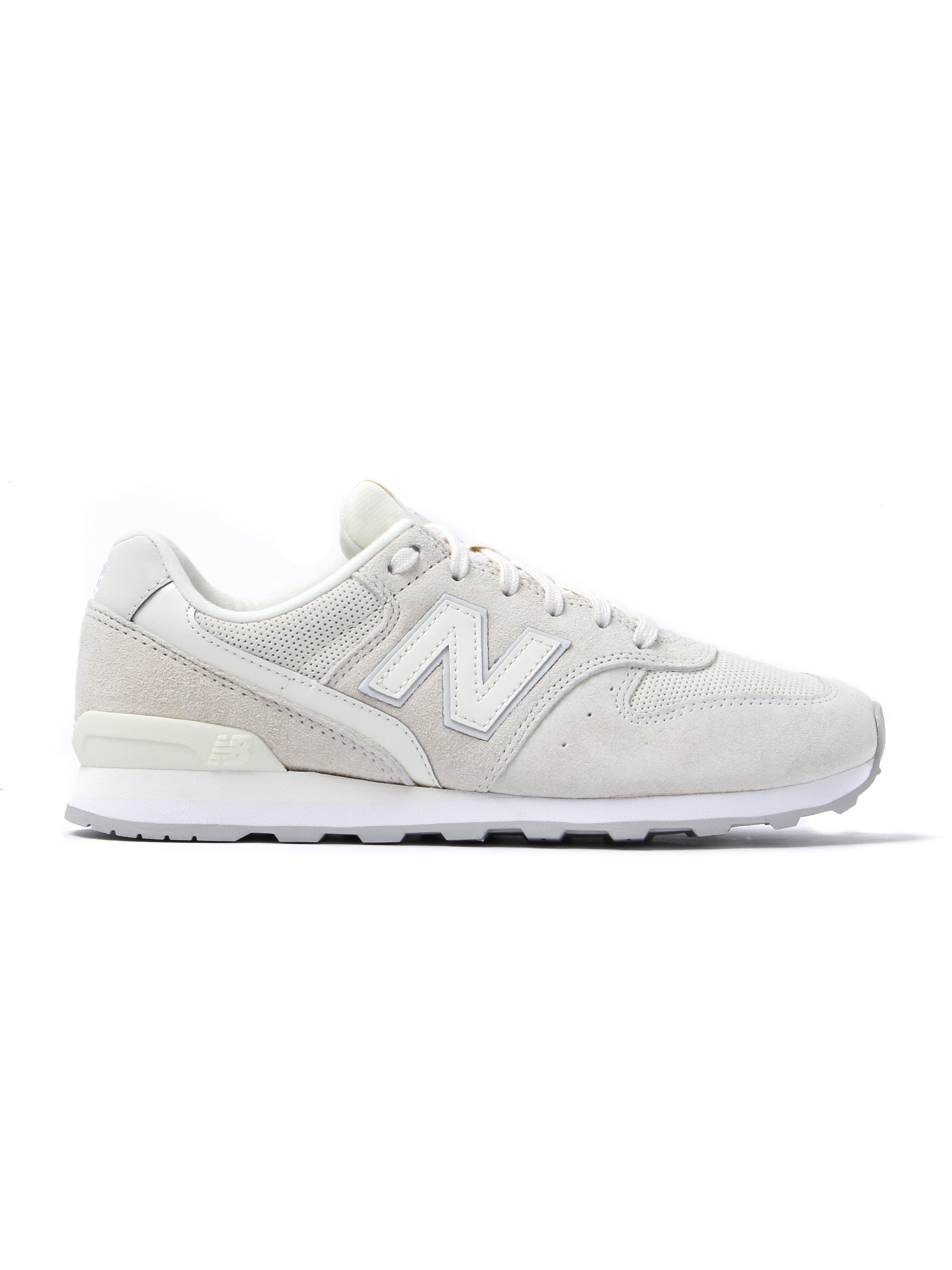 New Balance Women's 996 Trainers - Cream Suede
