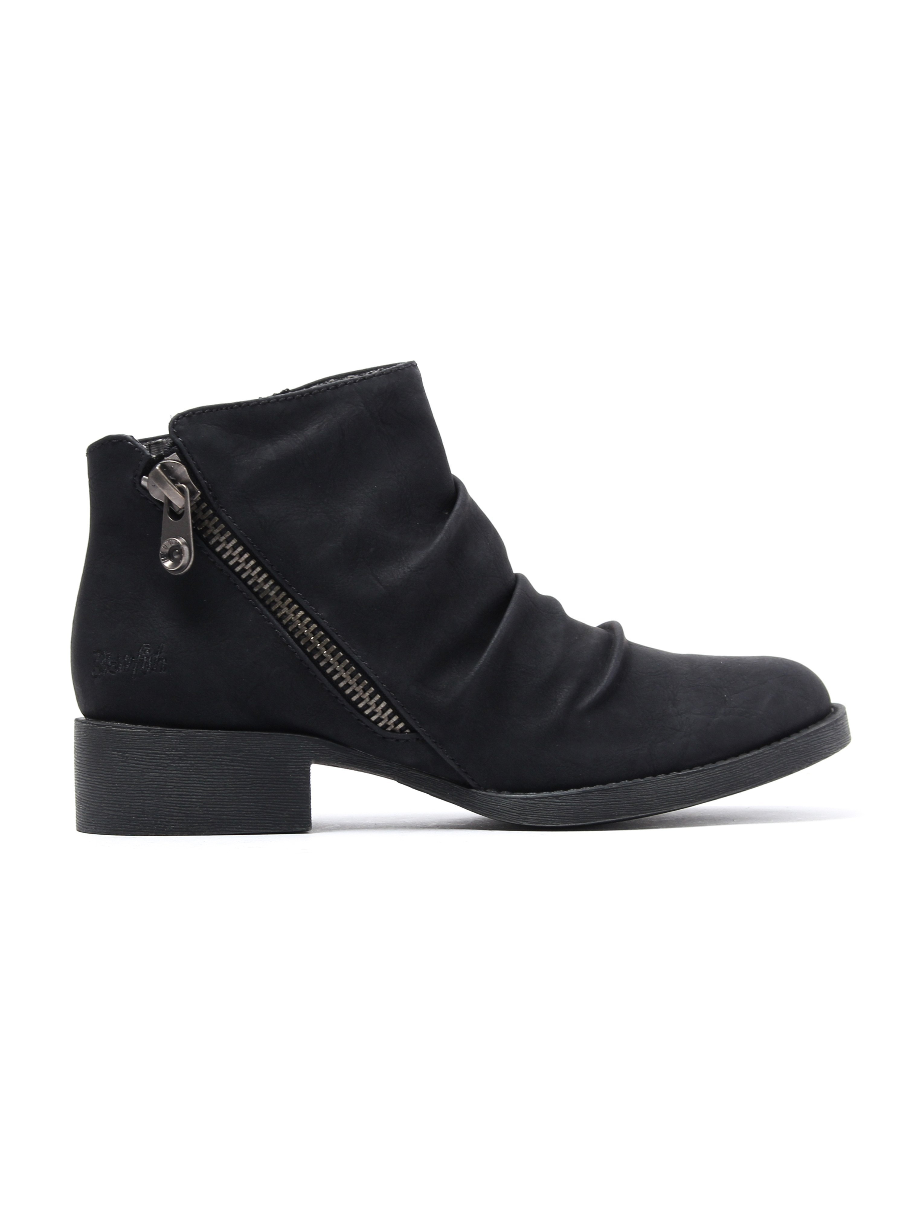 Blowfish Women's Kimm Ankle Boots - Black Texas