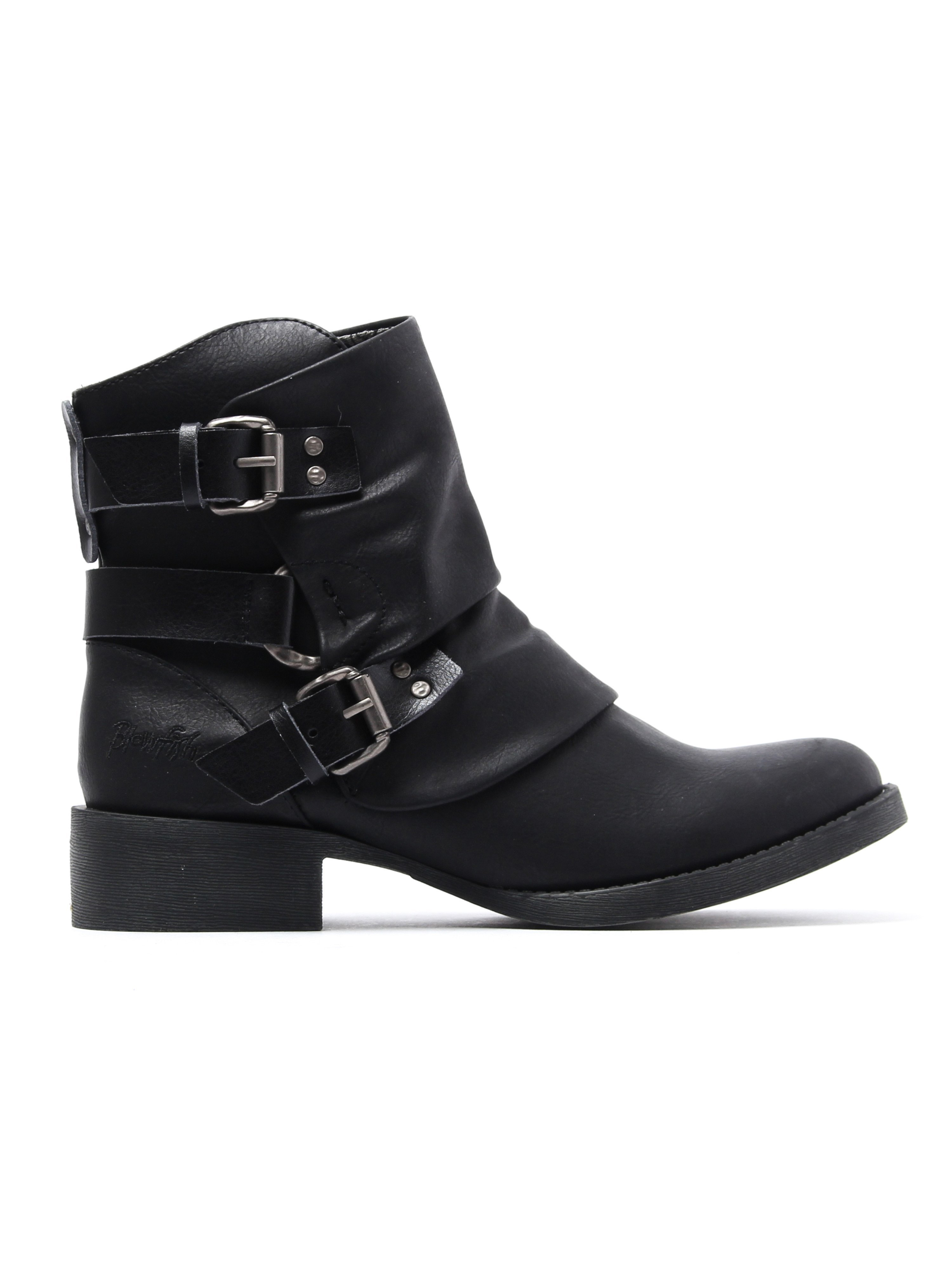 Blowfish Women's Korrekt Ankle Boots - Black Lonestar