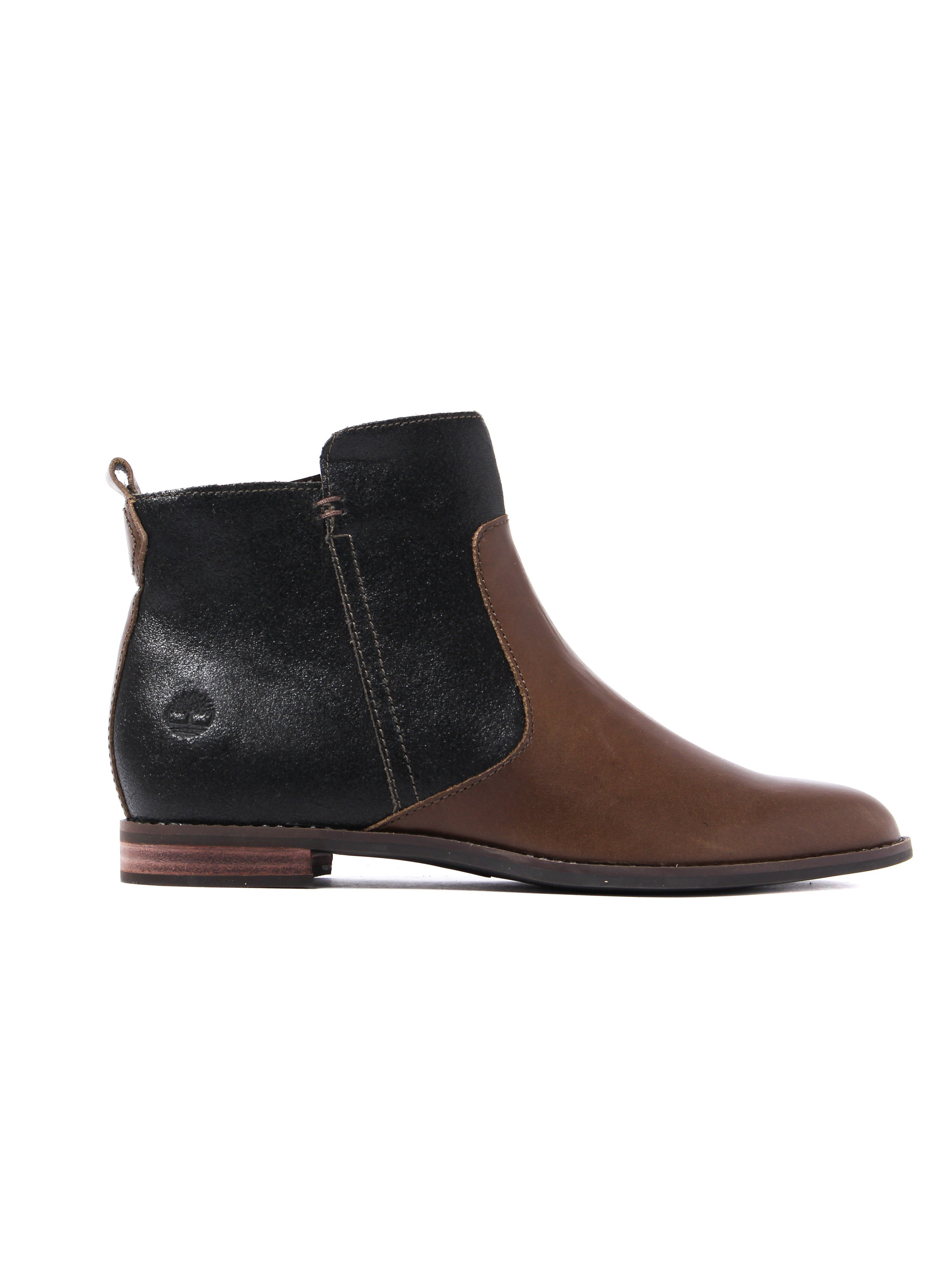 Timberland Women's Preble Ankle Boots - Canteen Leather