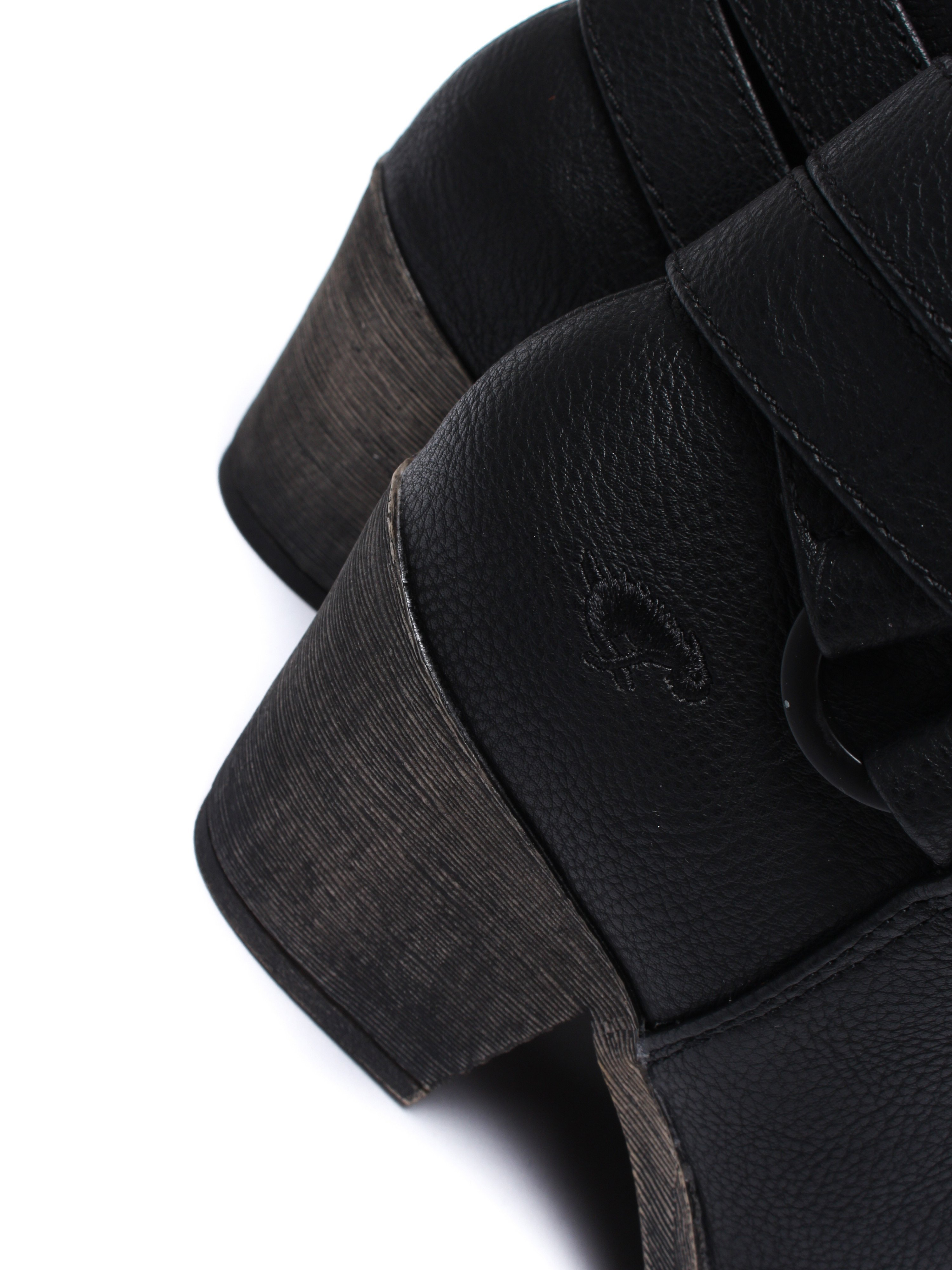 Rocket Dog Women's Salvador Dove Heeled Boots - Black