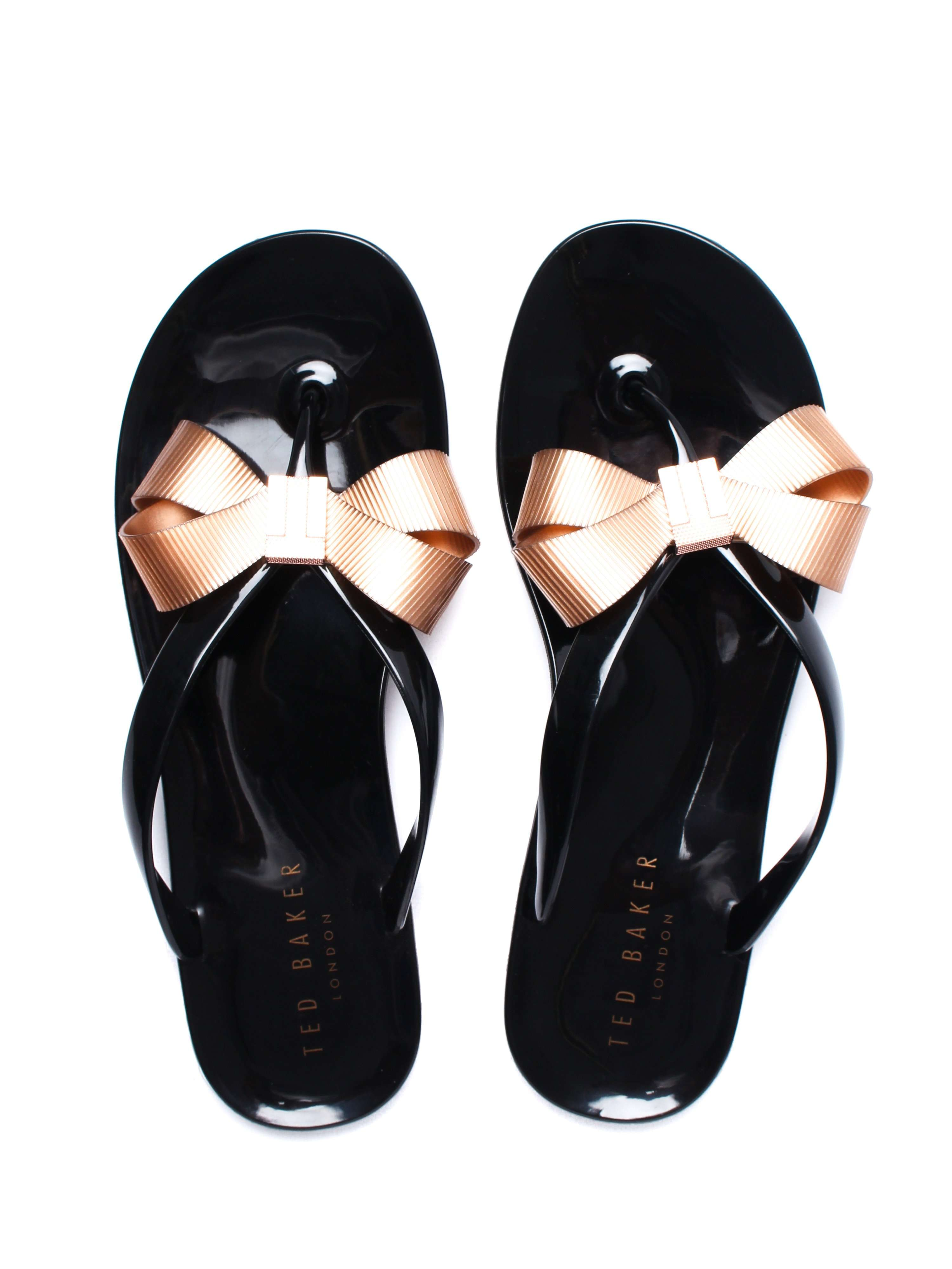 Ted Baker Women's Suszie Flip-Flops - Black