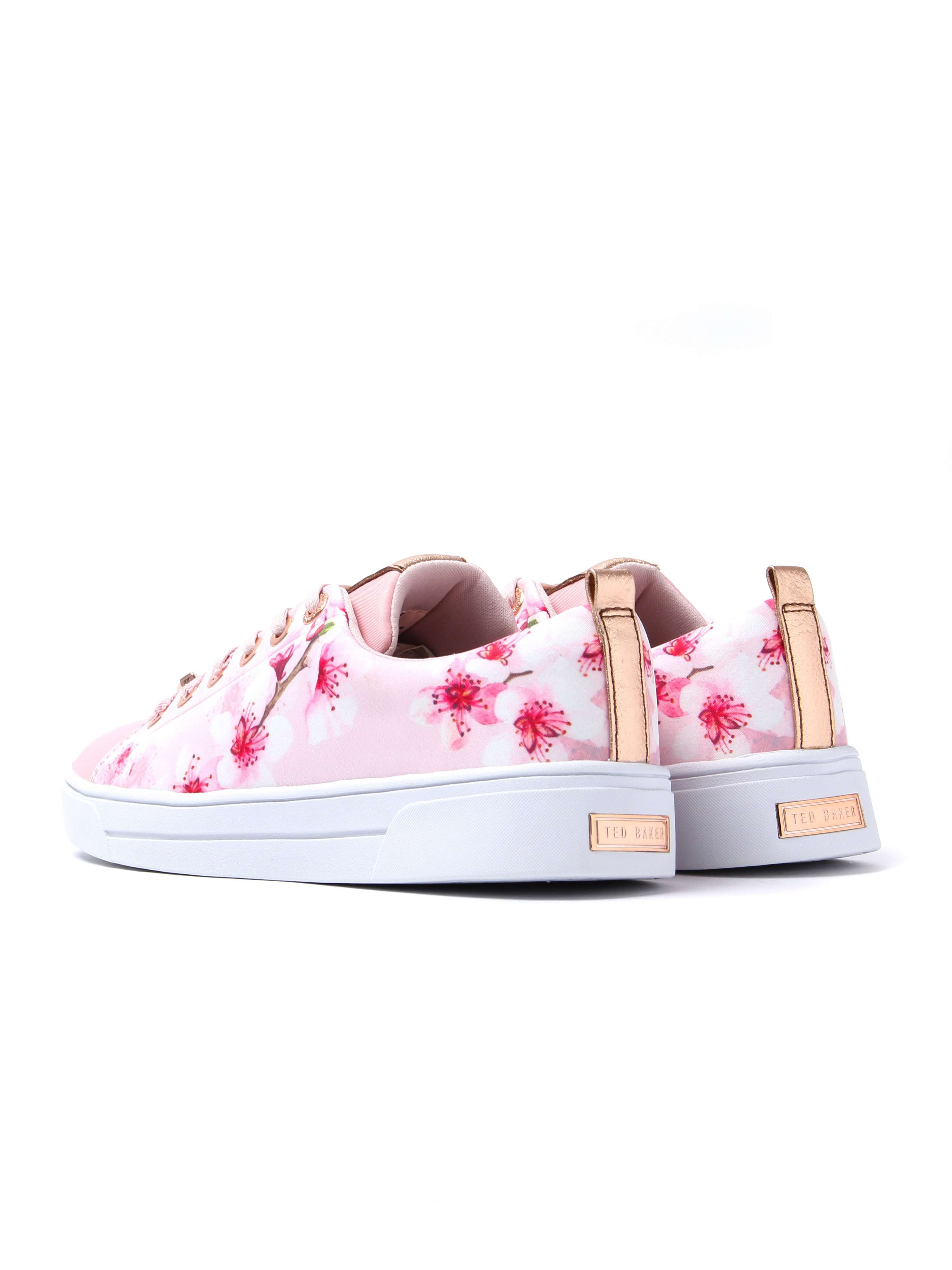 Ted Baker Women's Ahfira Trainers - Pink Blossom