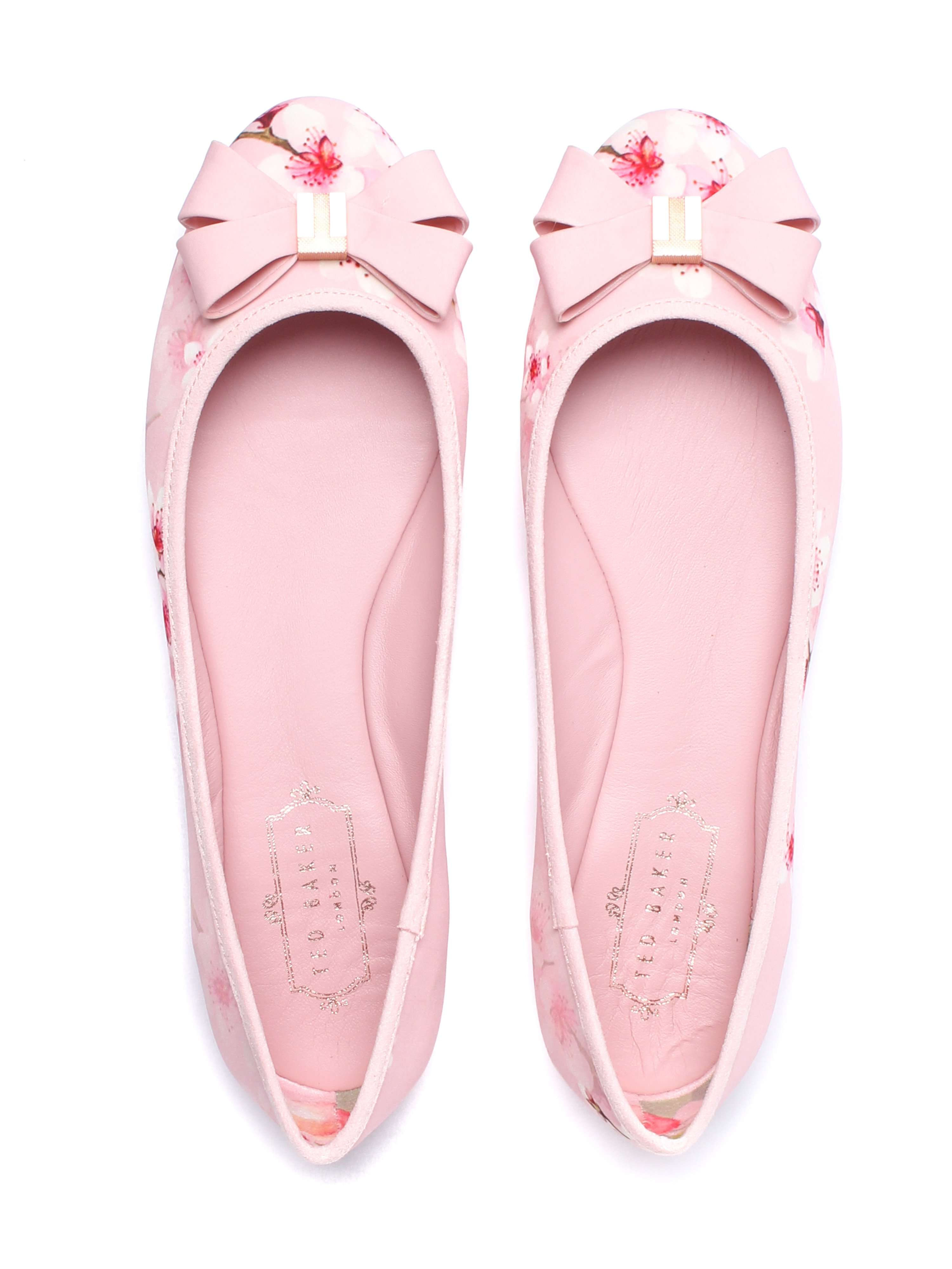 Ted Baker Women's Immep 2 Ballerinas - Blossom Pink