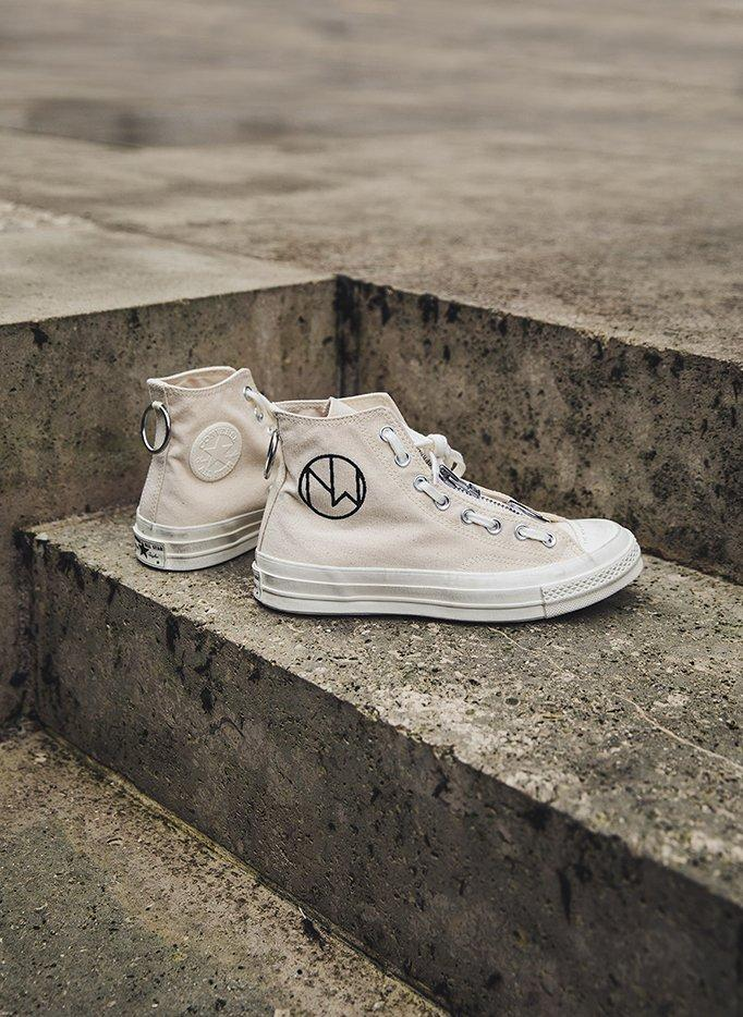 b8eb6f44f3c Converse x UNDERCOVER  The New Warriors