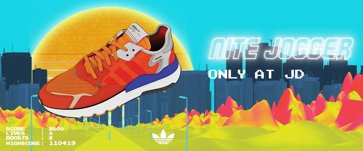 meet 6de09 39346 adidas Originals Nite Jogger