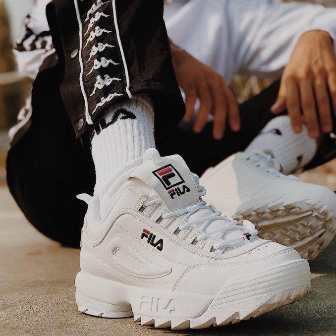 Le sneakers più