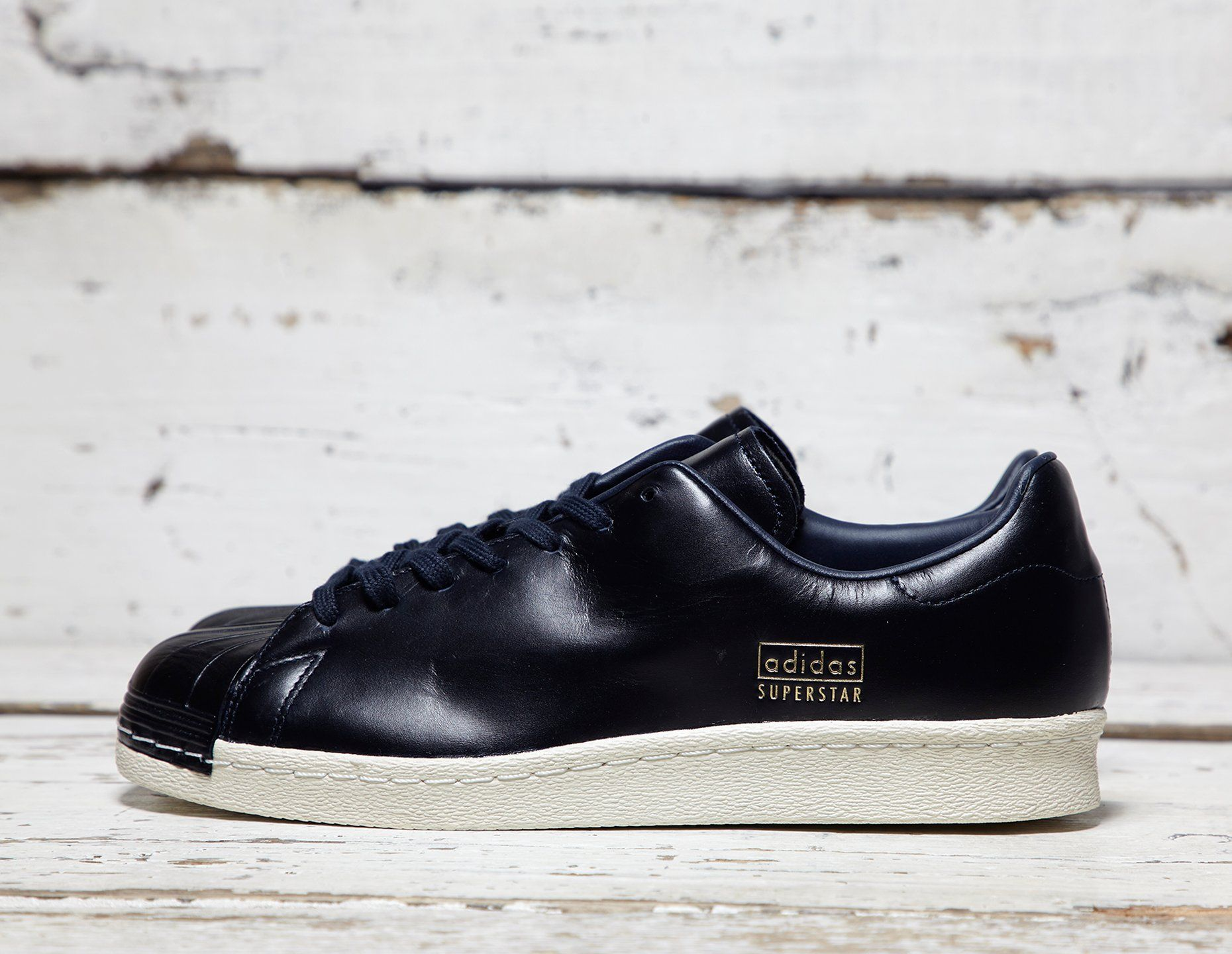 Adidas Originals Superstar 80 S Clean Footpatrol
