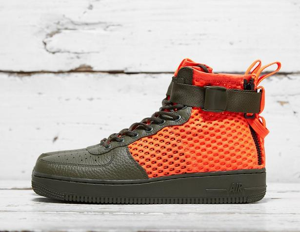 SF Air Force 1 Mid QS