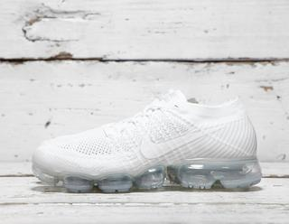 Air VaporMax Flyknit 'White Out'