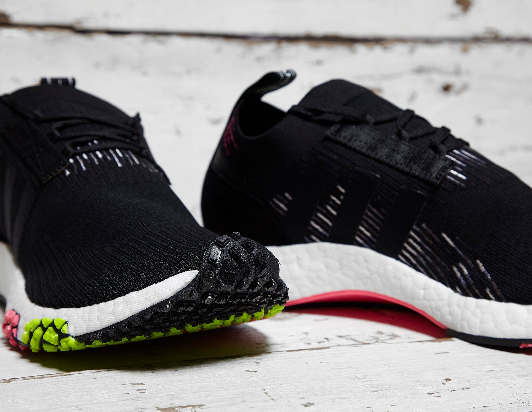 Adidas Originals Nmd Racer Primeknit Footpatrol