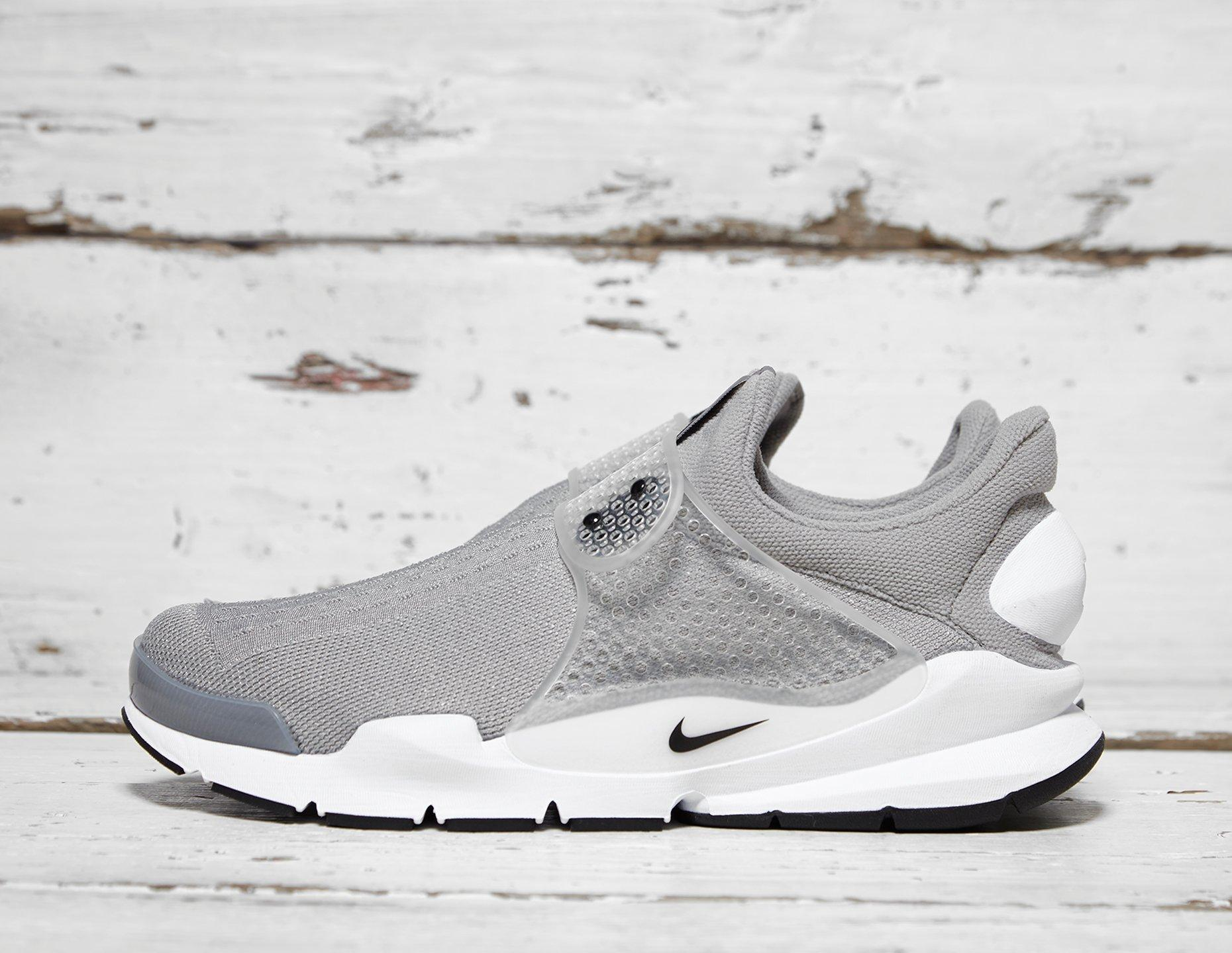 Mens Nike Sock Dart - Grey, Grey - photo 1/1