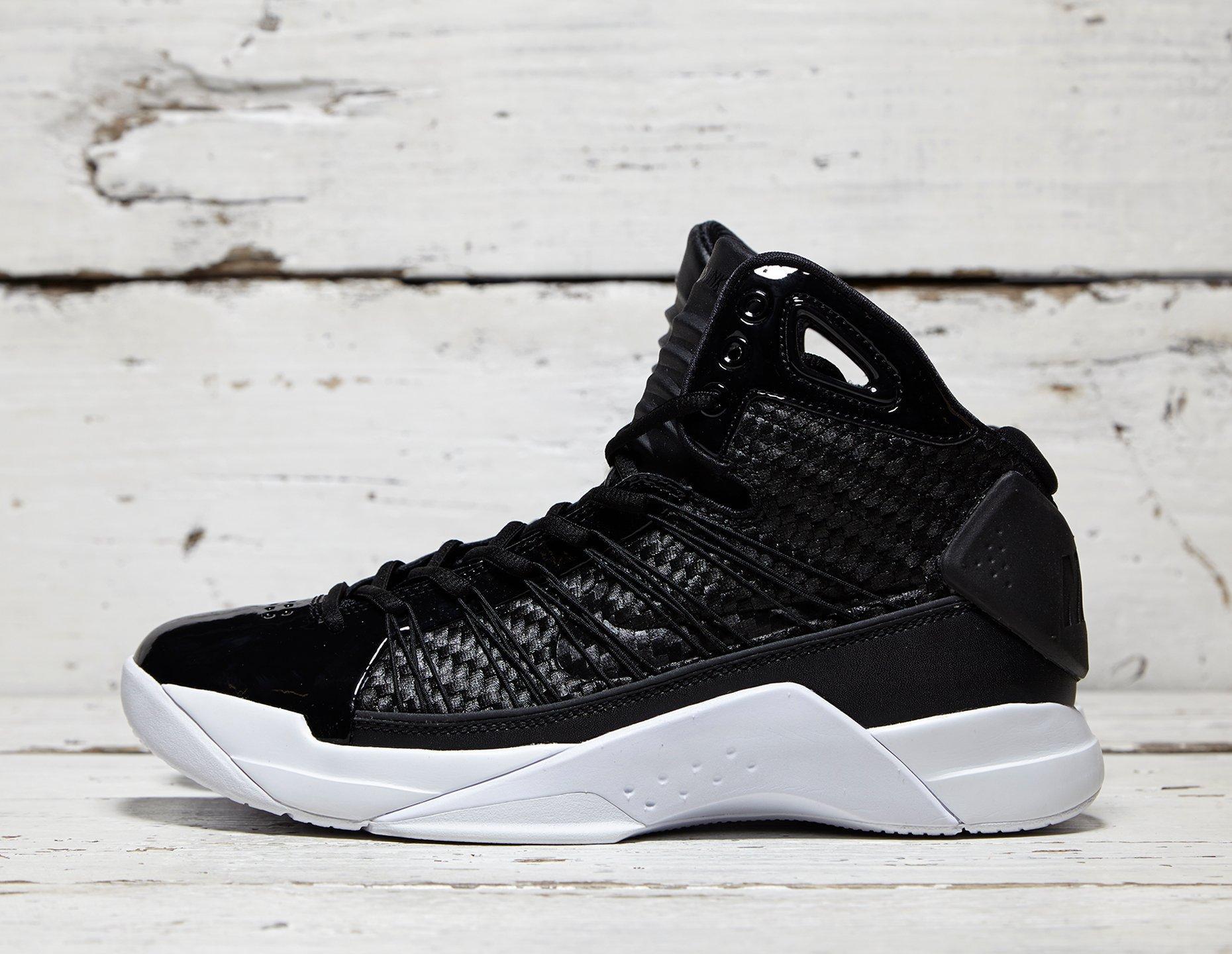 Mens Nike Hyperdunk Lux - Black, Black - photo 1/1