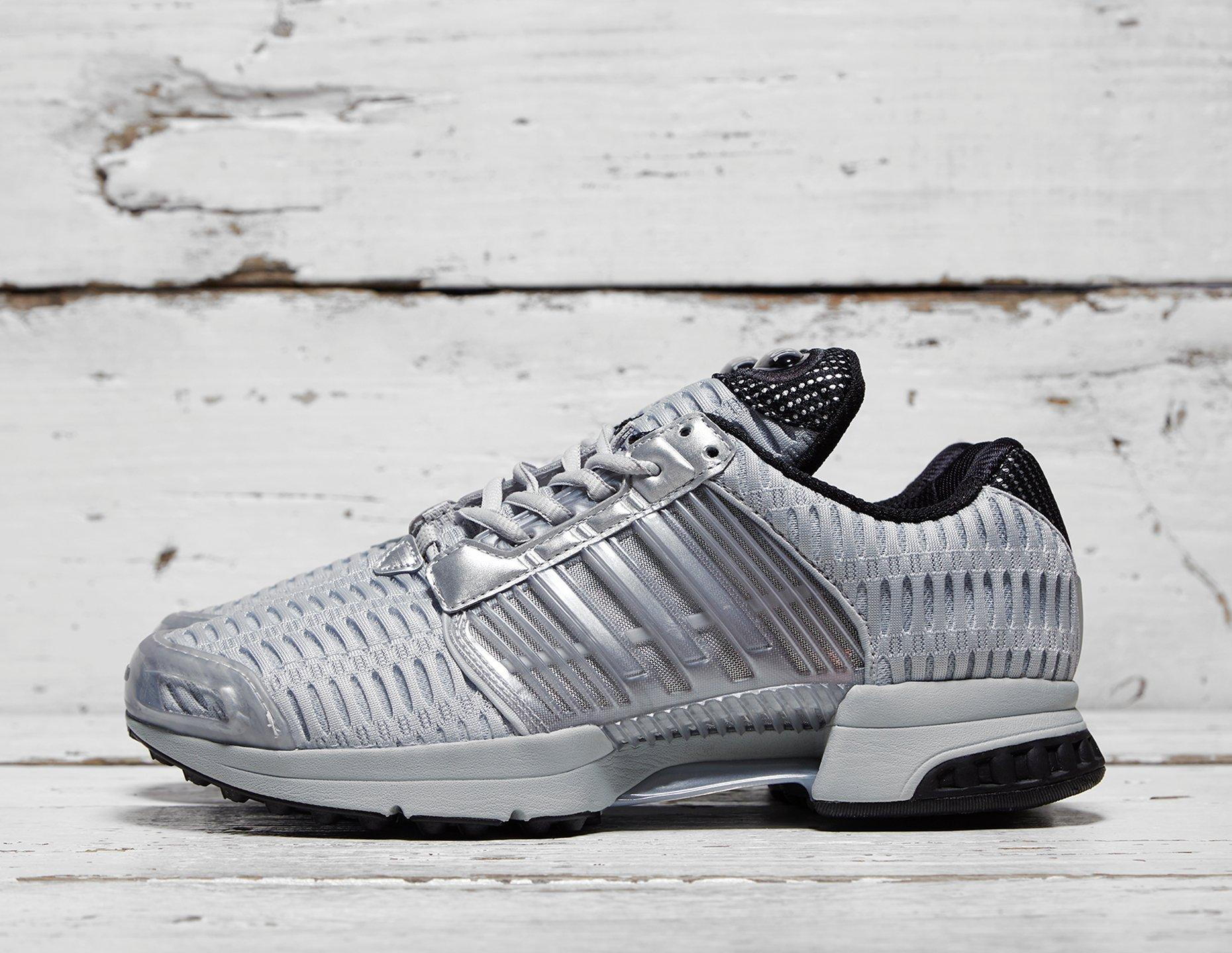 Mens adidas Originals Climacool 1 'Precious Metals' - Silver, Silver - photo 1/1