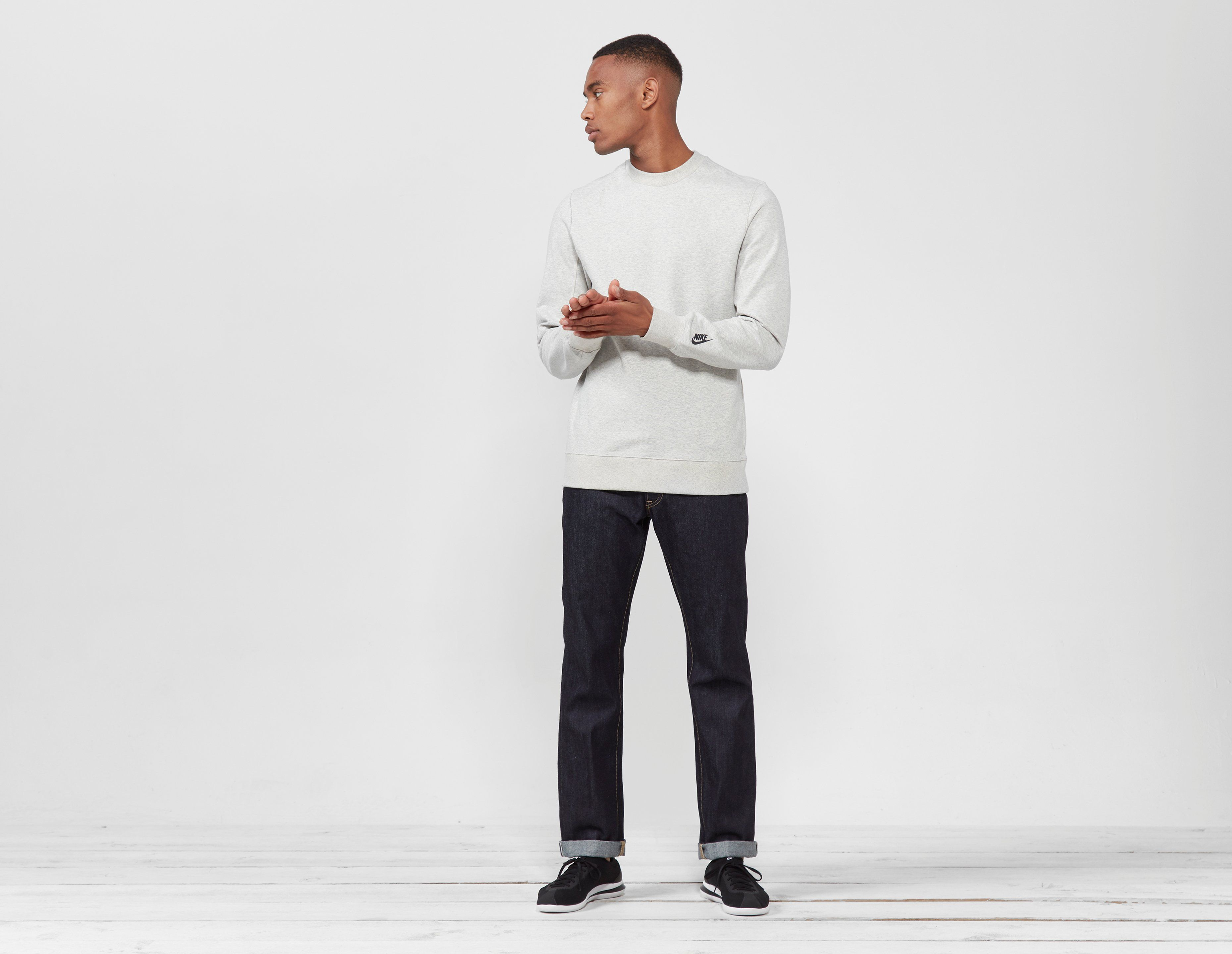 NikeLab Essential Fleece Crewneck