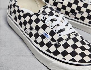 8113cb4ebaf36a Vans Anaheim Authentic Checkerboard