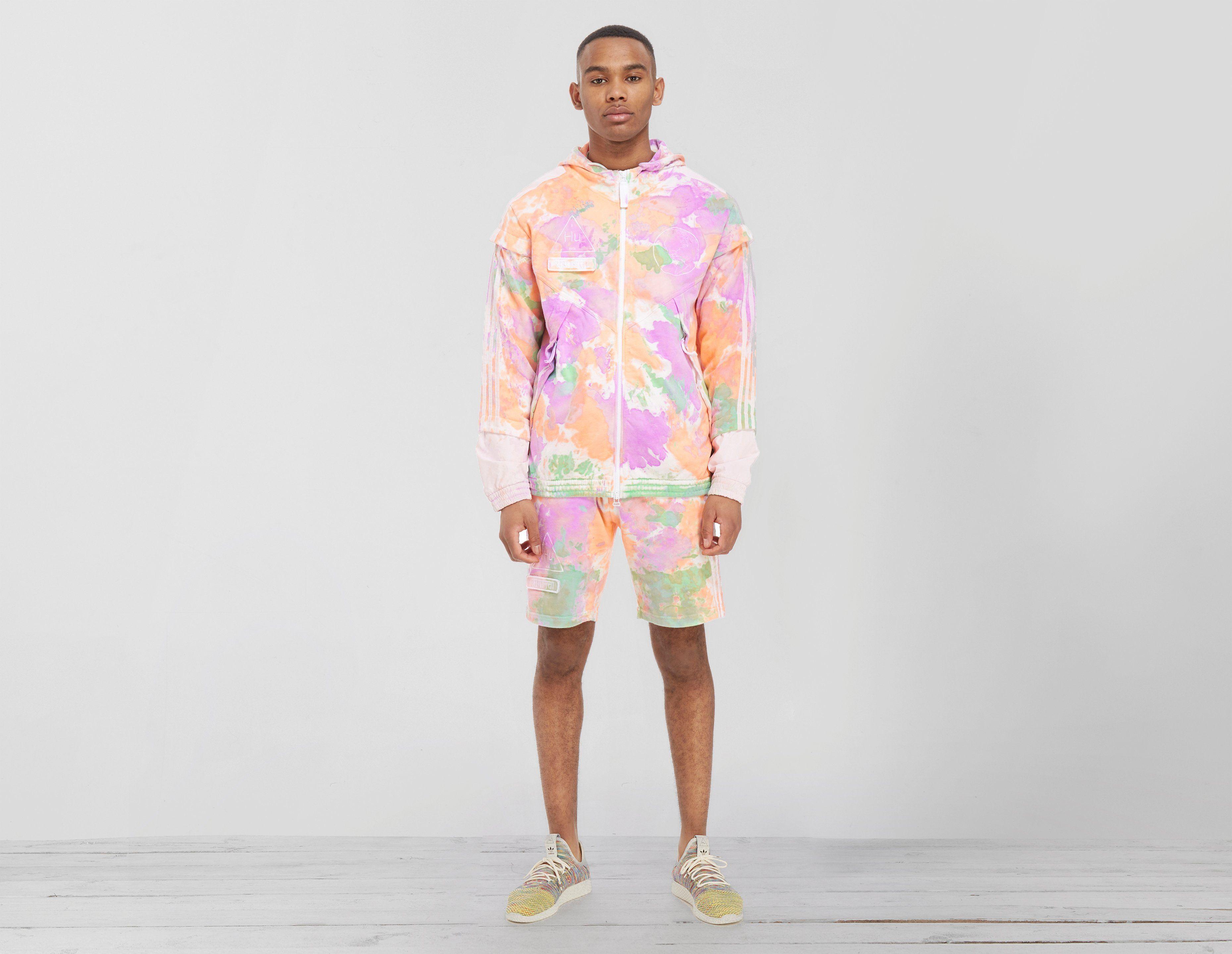 adidas Originals x Pharrell Williams Hu Holi Windbreaker