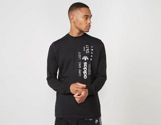 by Alexander Wang Graphic Long Sleeve