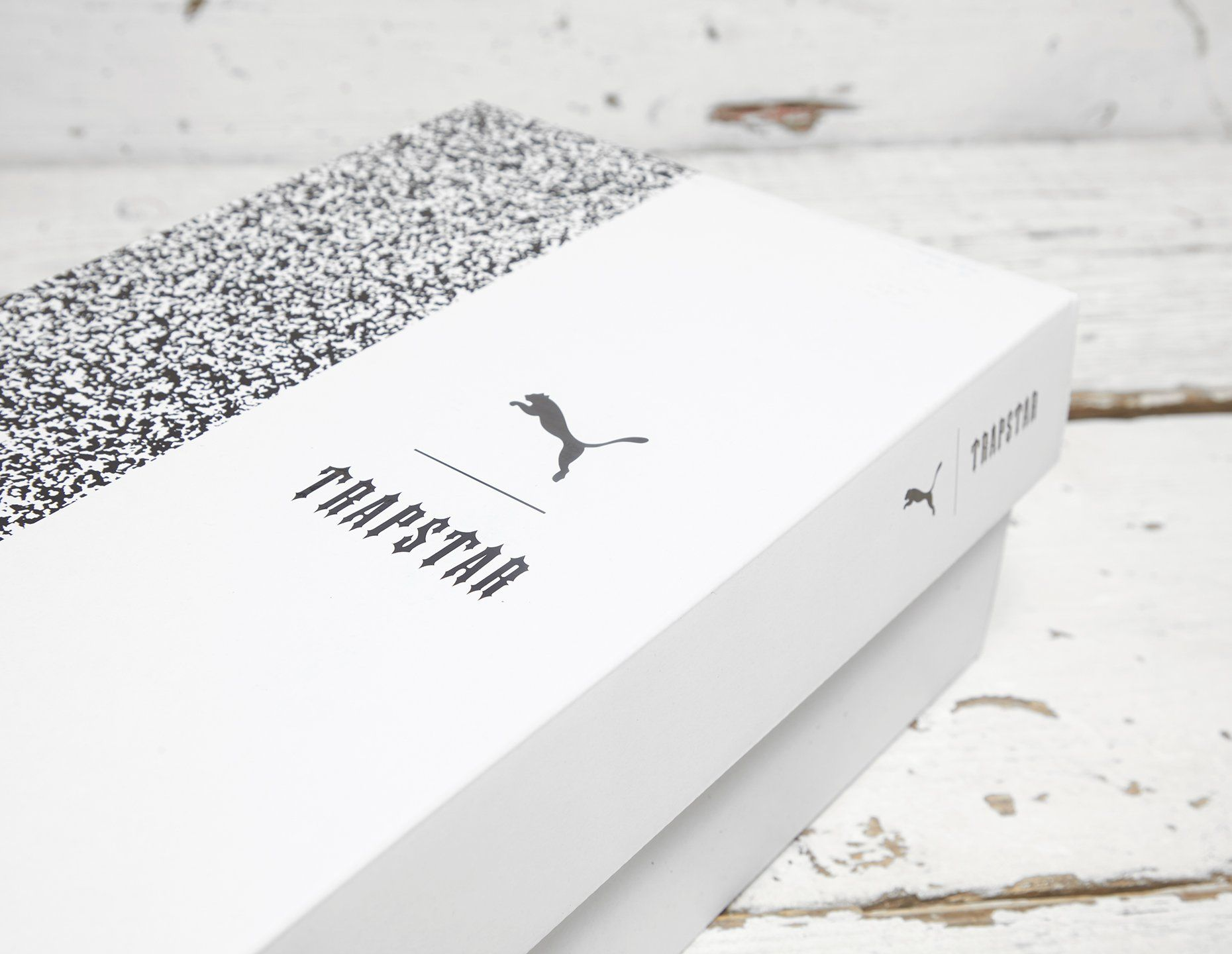 PUMA x Trapstar Clyde Perforated