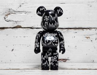 x The Chemical Brothers Be@rbrick 400%