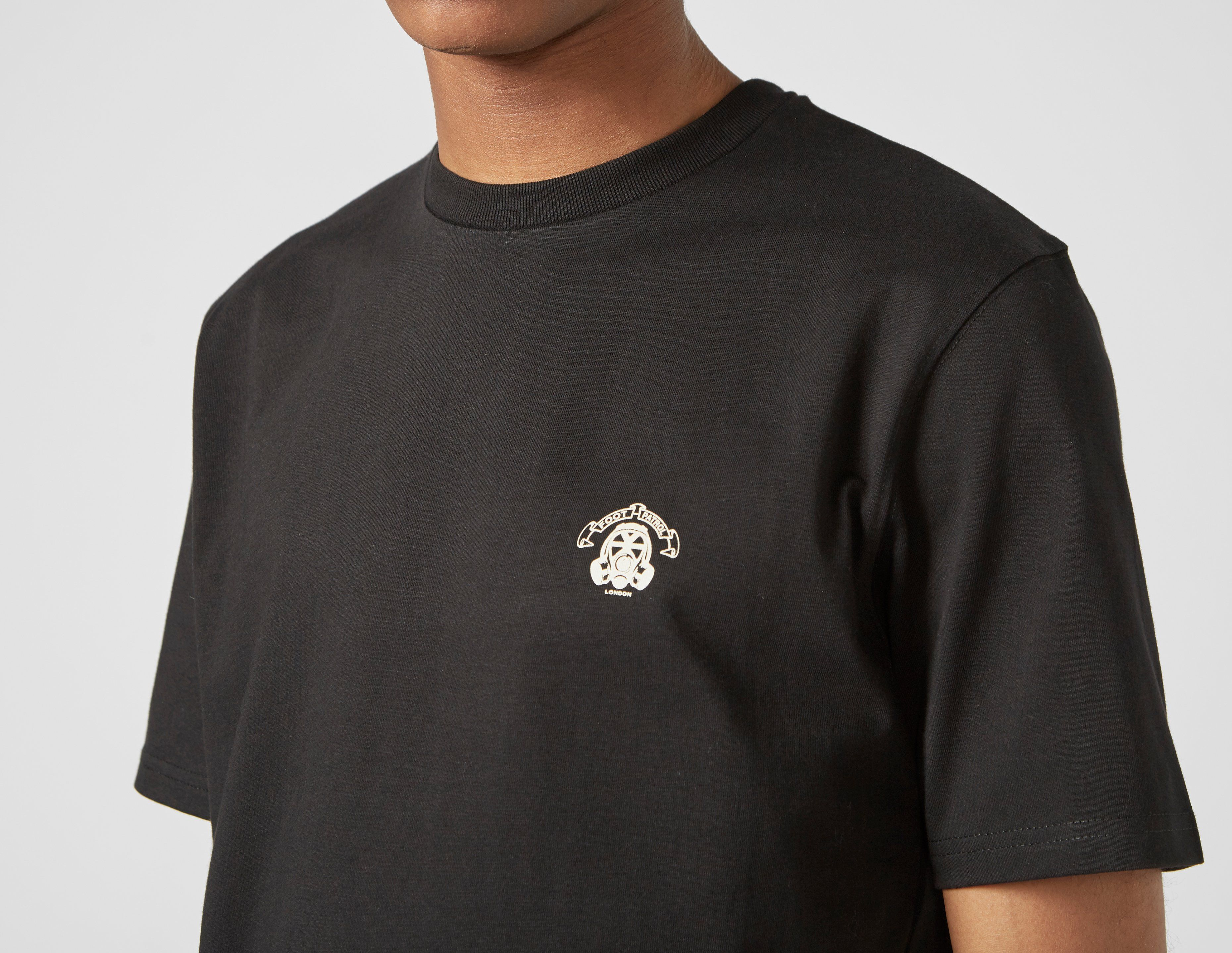 Footpatrol Guard Gasmask T-Shirt