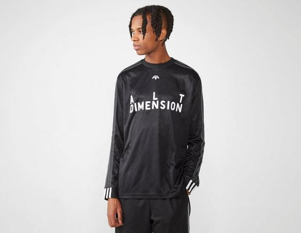 by Alexander Wang Long Sleeved Soccer Jersey