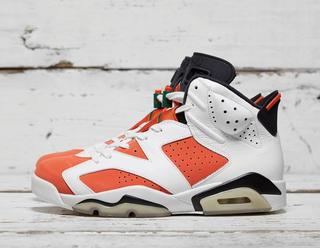Air 6 Retro 'Gatorade'