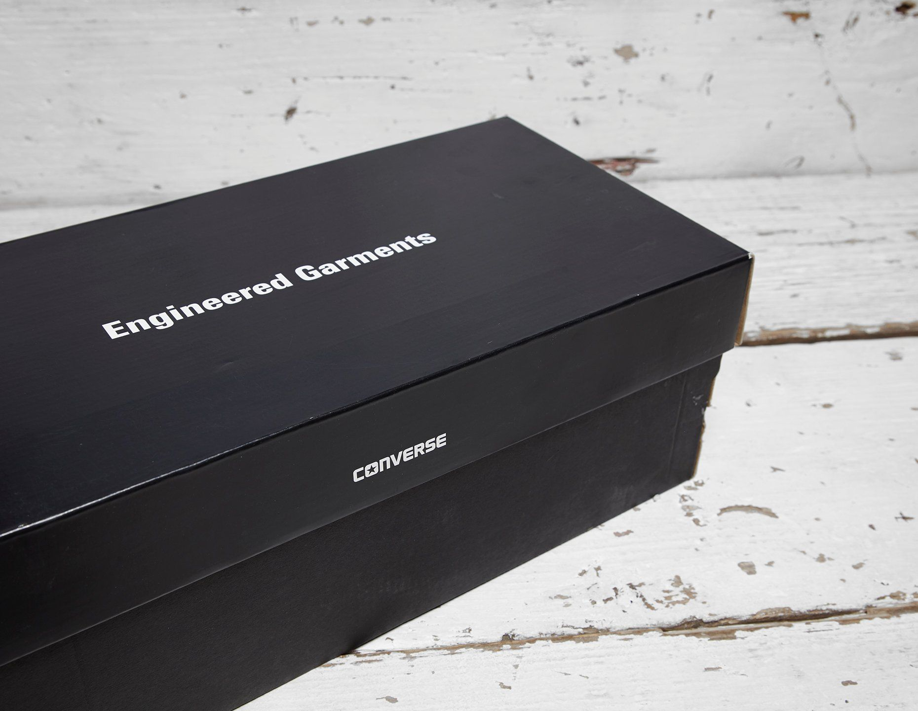 Converse 1st String x Engineered Garments One Star