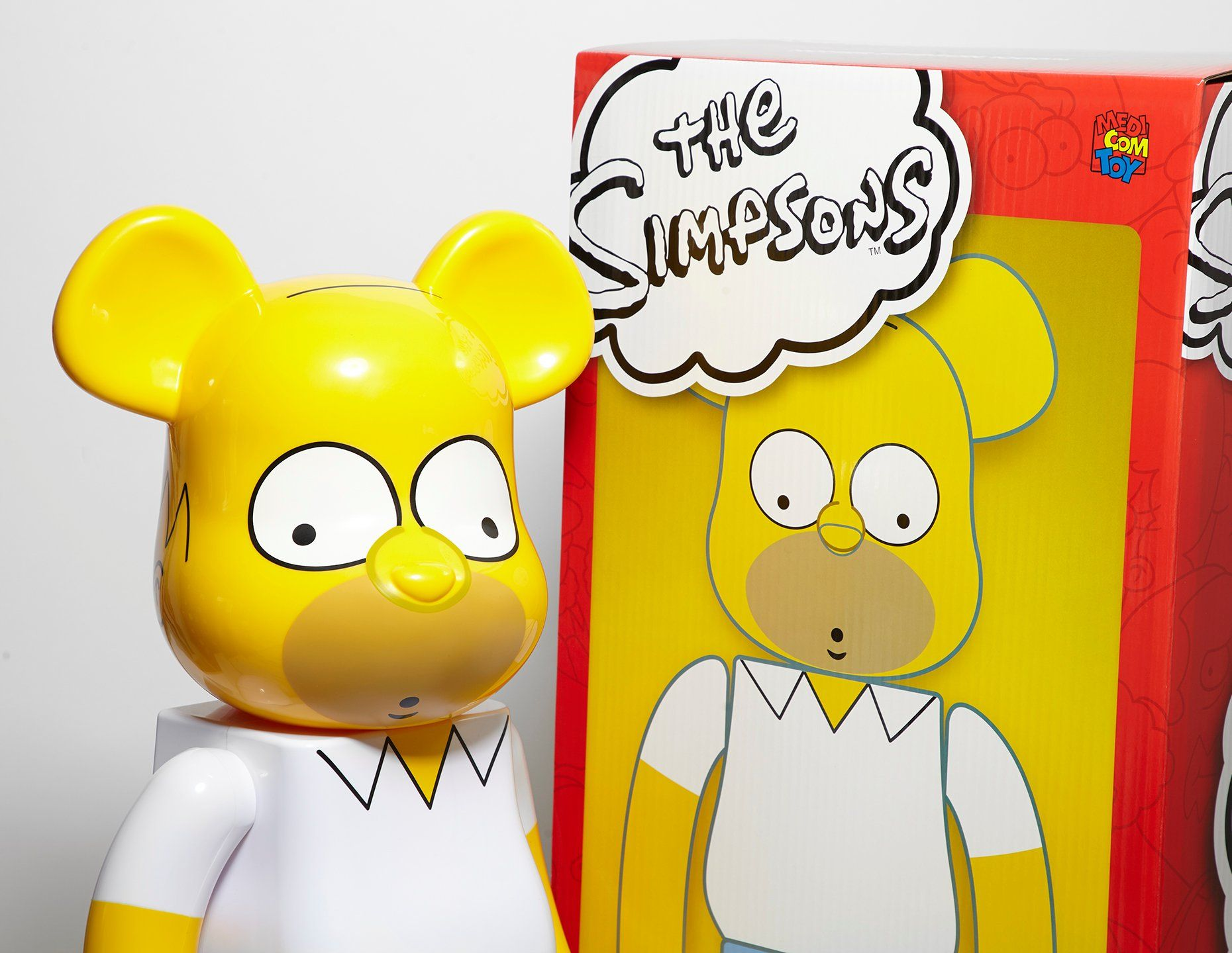 Medicom Homer Simpson Be@brick 1000%