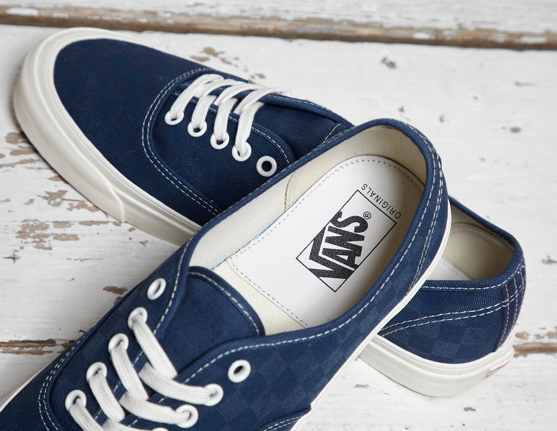 Vans OG Authentic LX
