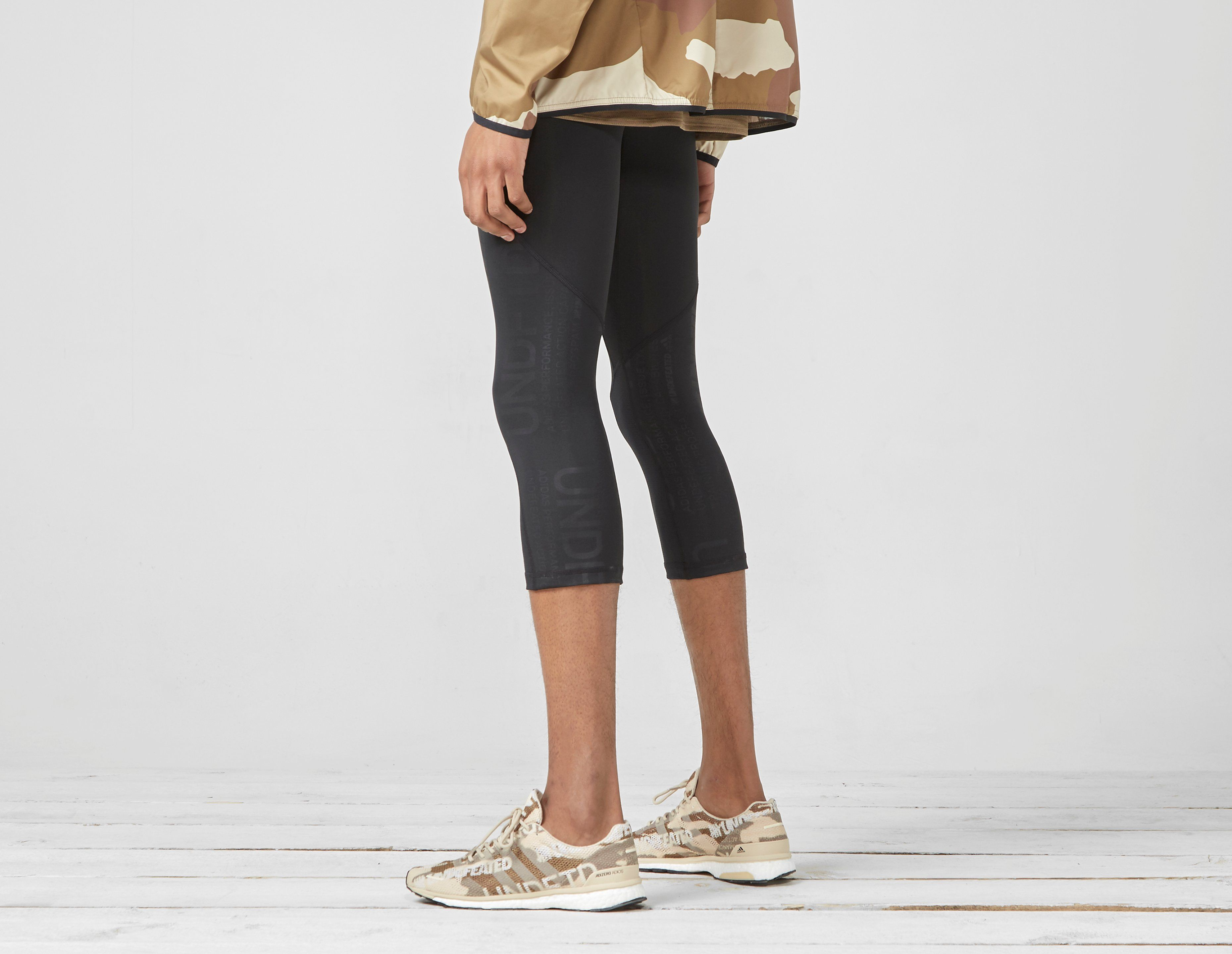 adidas x UNDEFEATED 3/4 ASK Tech Tight