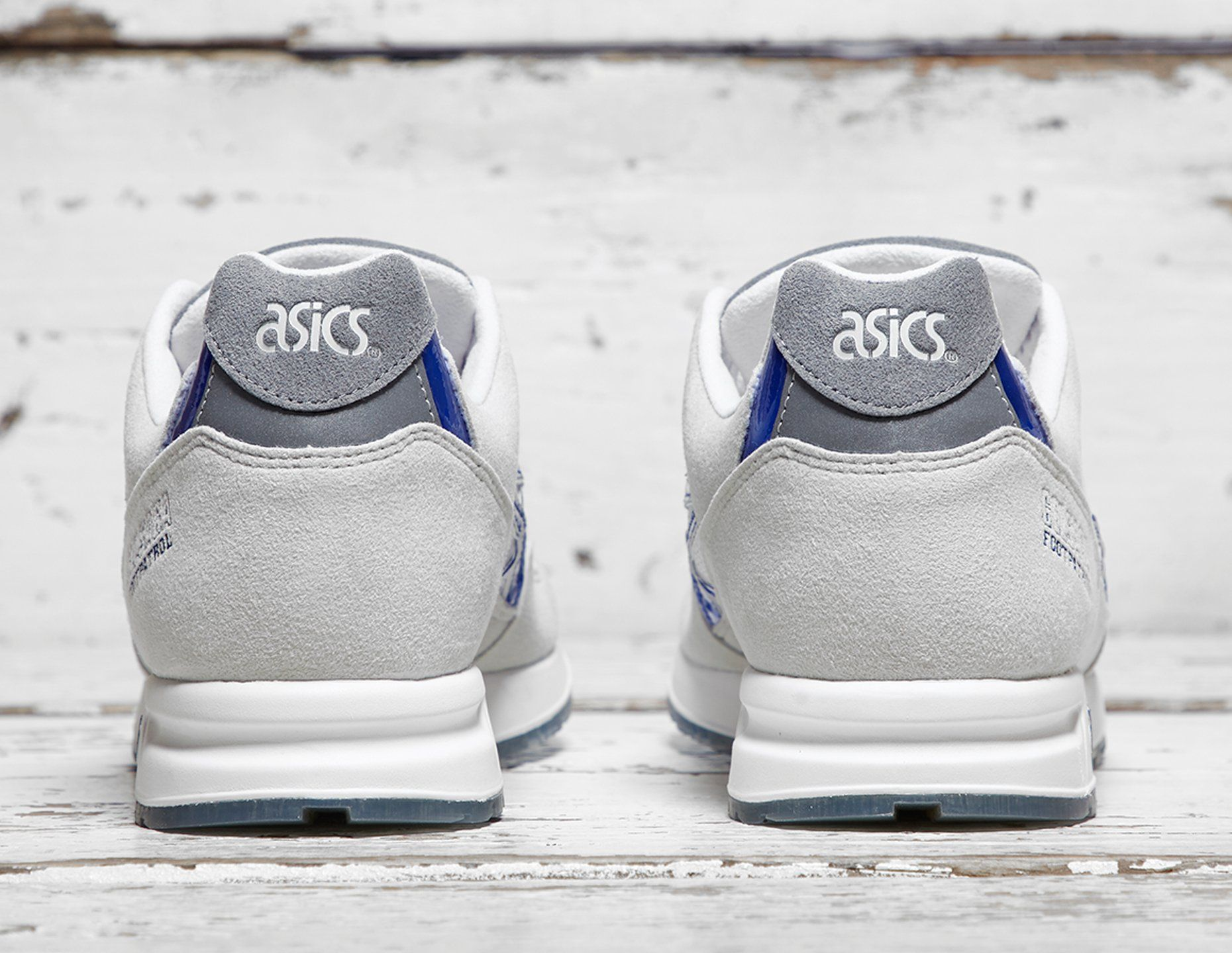 ASICS x Footpatrol GEL-SAGA