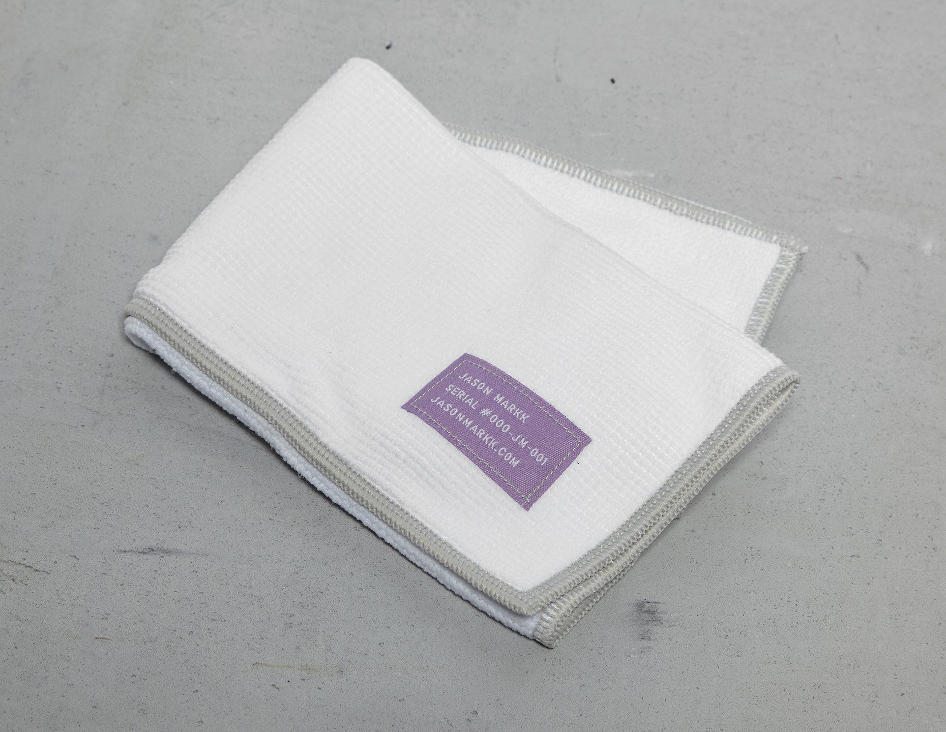 Jason Markk Microfiber Cleaning Towel