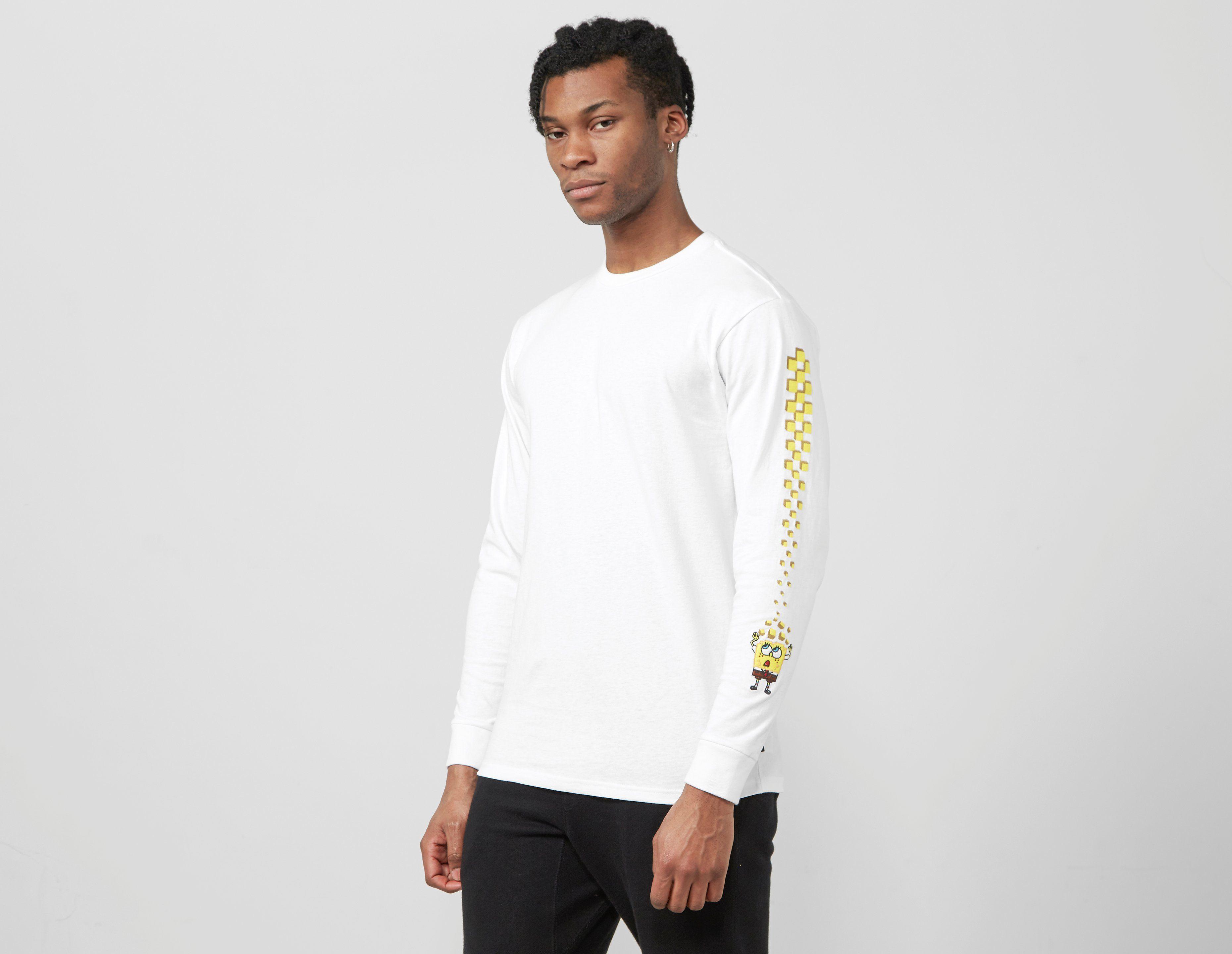 Vault by Vans x Spongebob Squarepants Long Sleeved T-Shirt