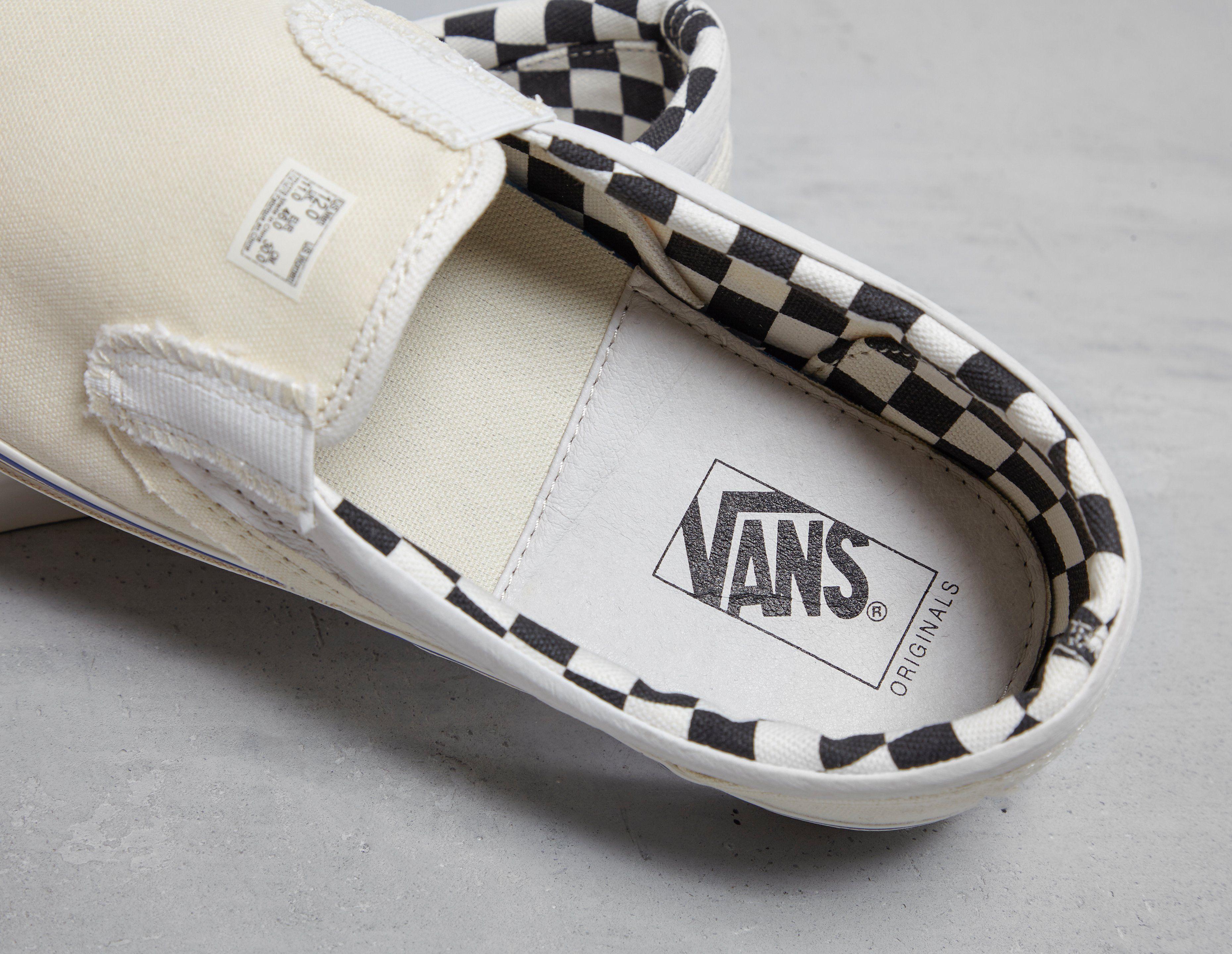 Vans OG Slip On 'Inside Out'