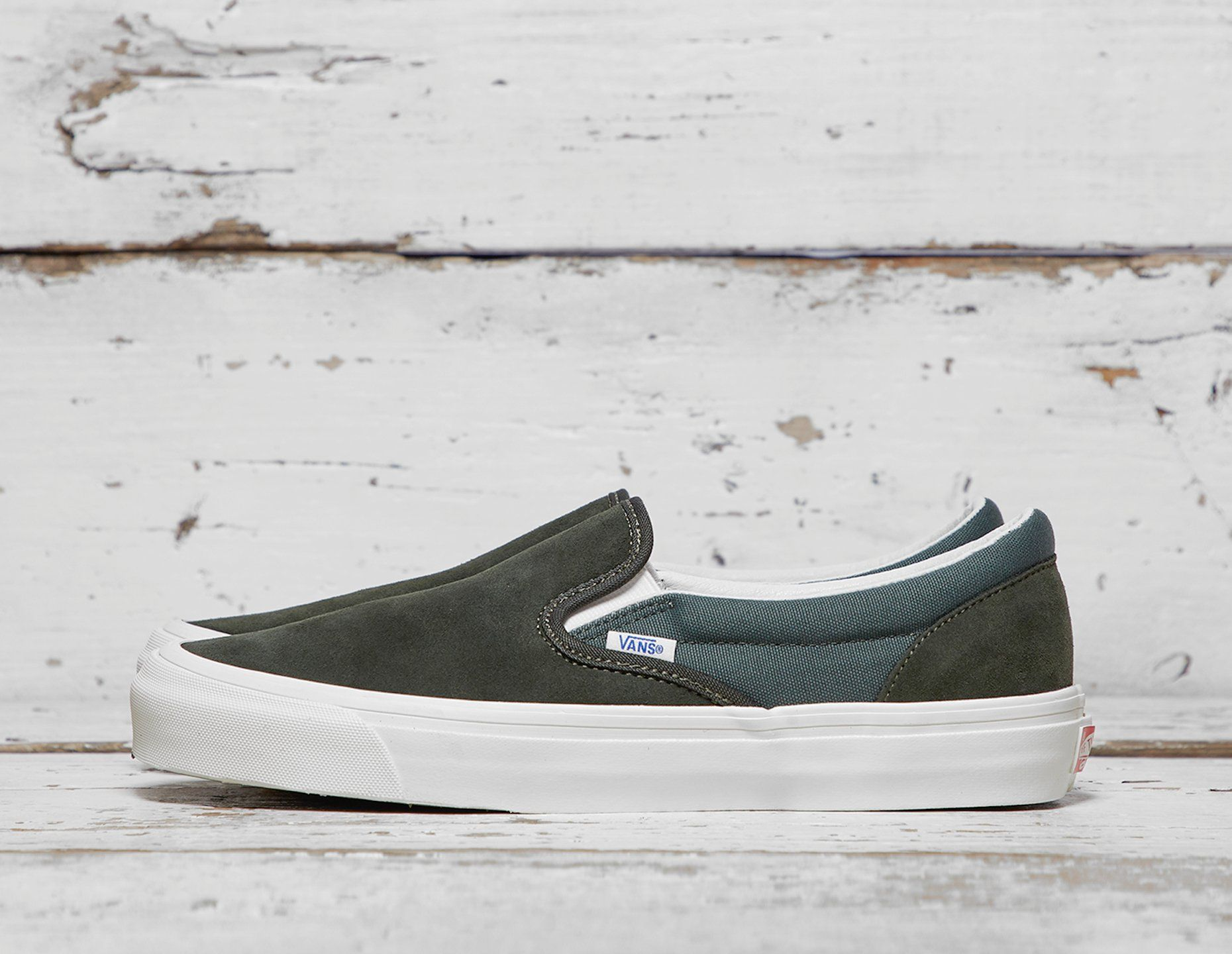 Vault by Vans OG Slip-On LX