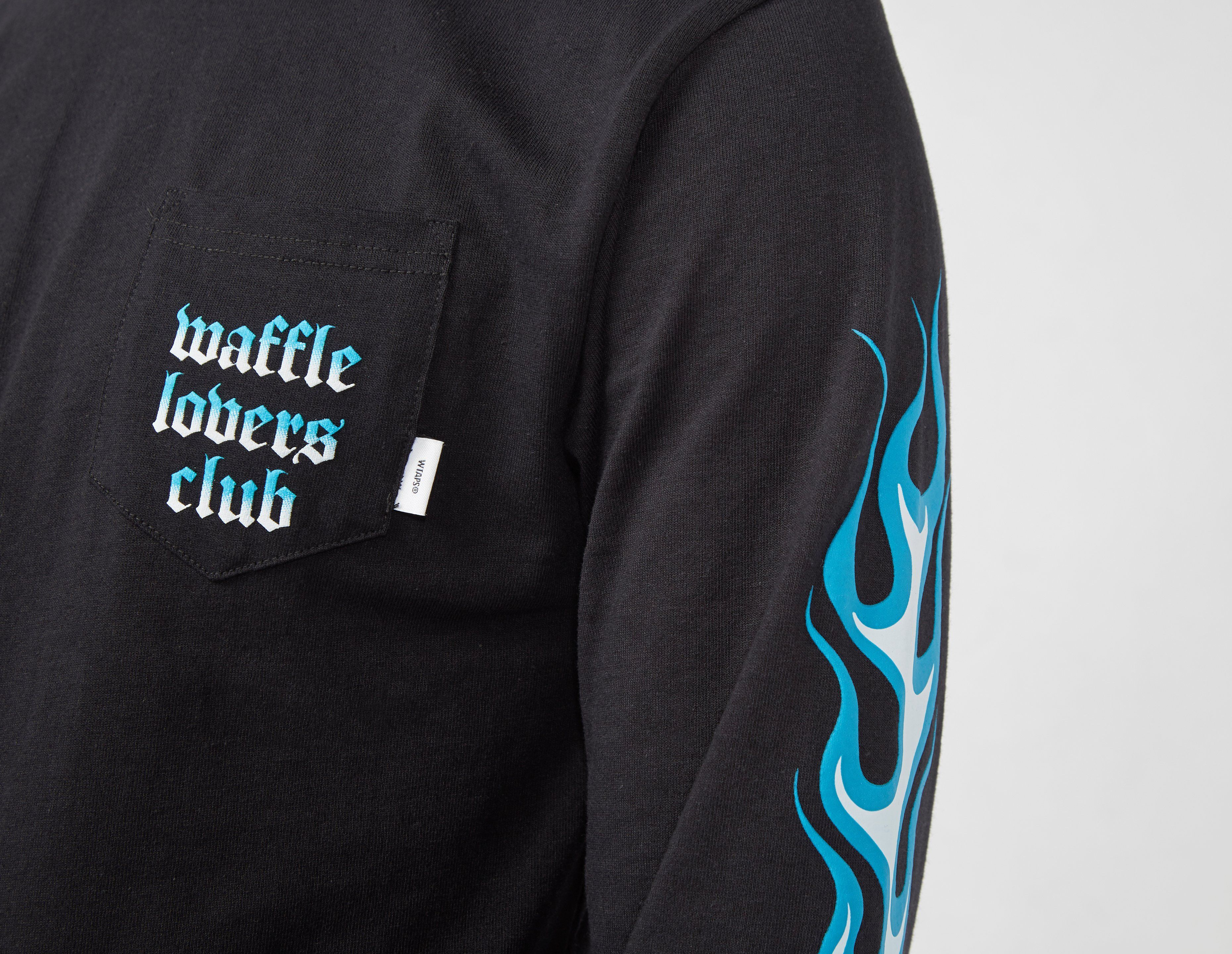 Vault by Vans x WTAPS Long Sleeved Flame T-Shirt