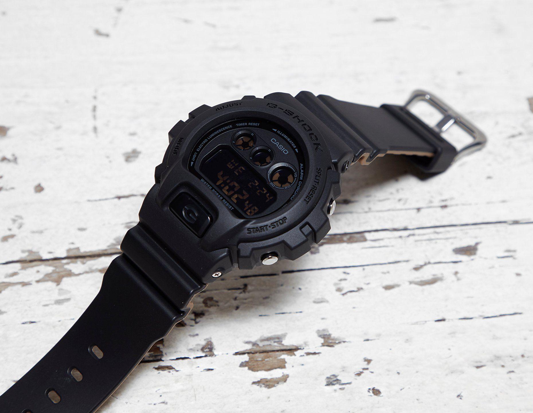 G-Shock DW-6900 Stealth