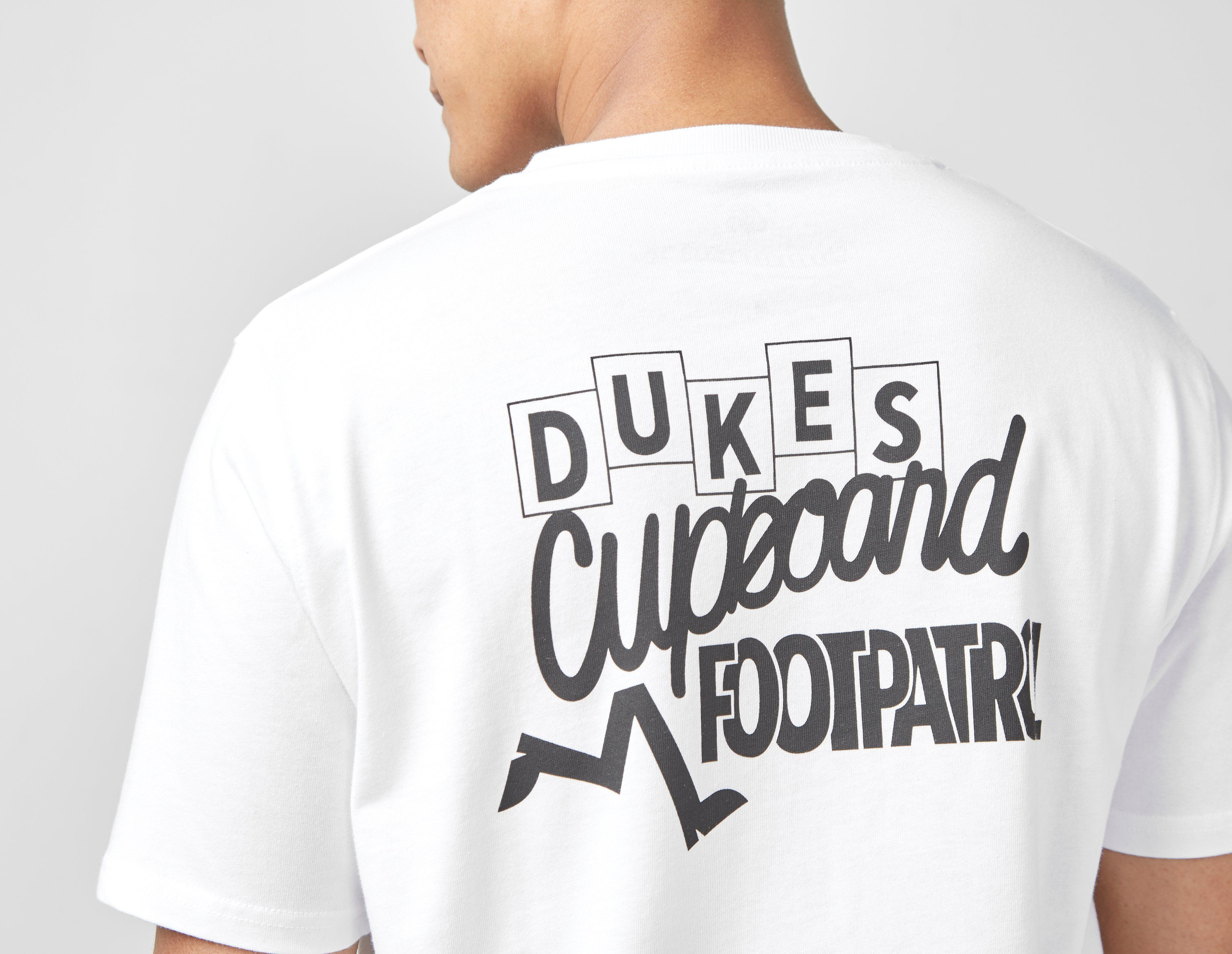 Footpatrol x Duke's Cupboard T-Shirt