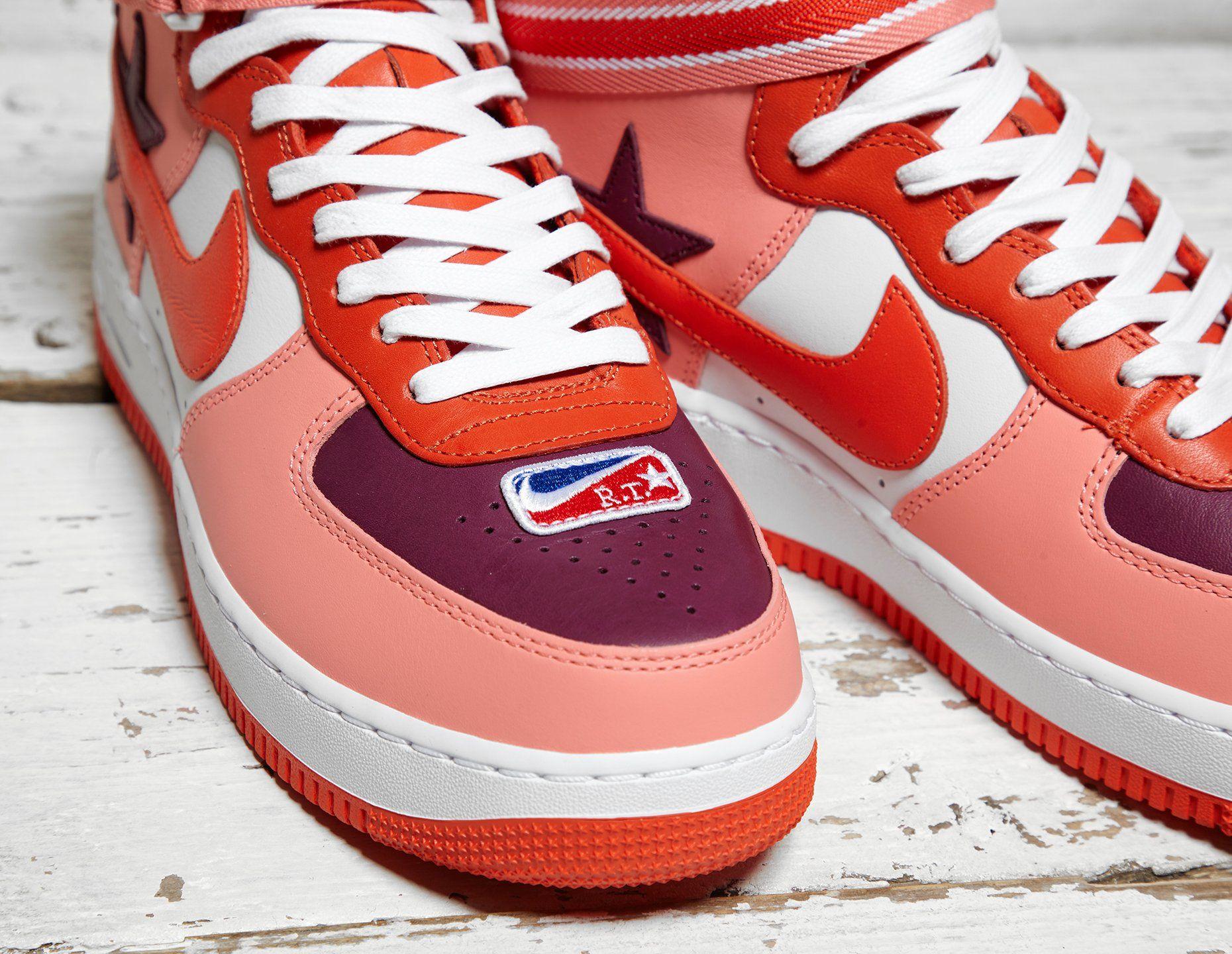Nike x Riccardo Tisci Air Force 1