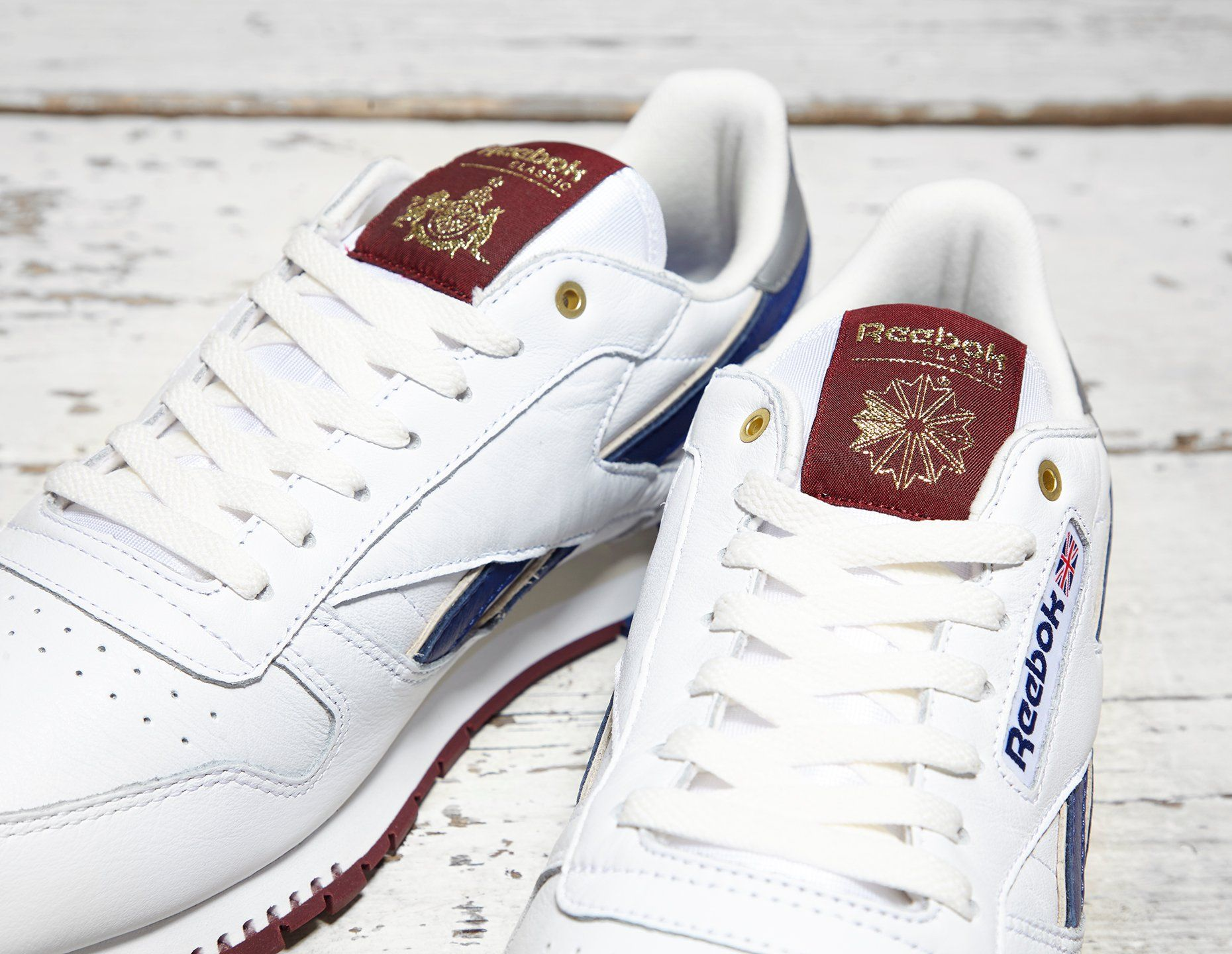 Reebok x Footpatrol x Highs and Lows Classic Leather