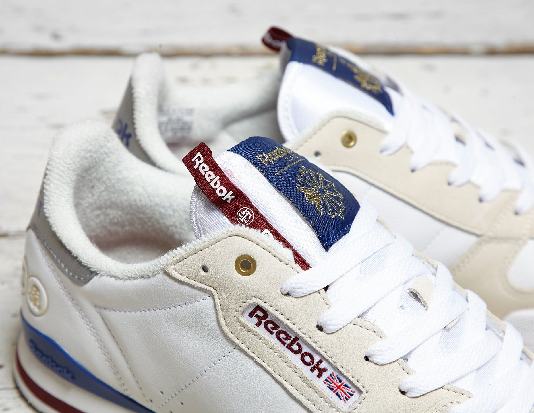 Reebok x Footpatrol x Highs and Lows Phase 1