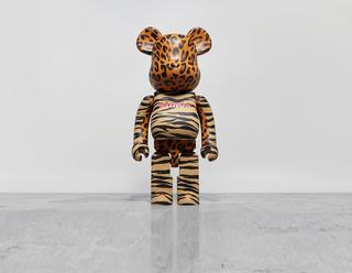 x atmos 'Animal' Bearbrick 1000%