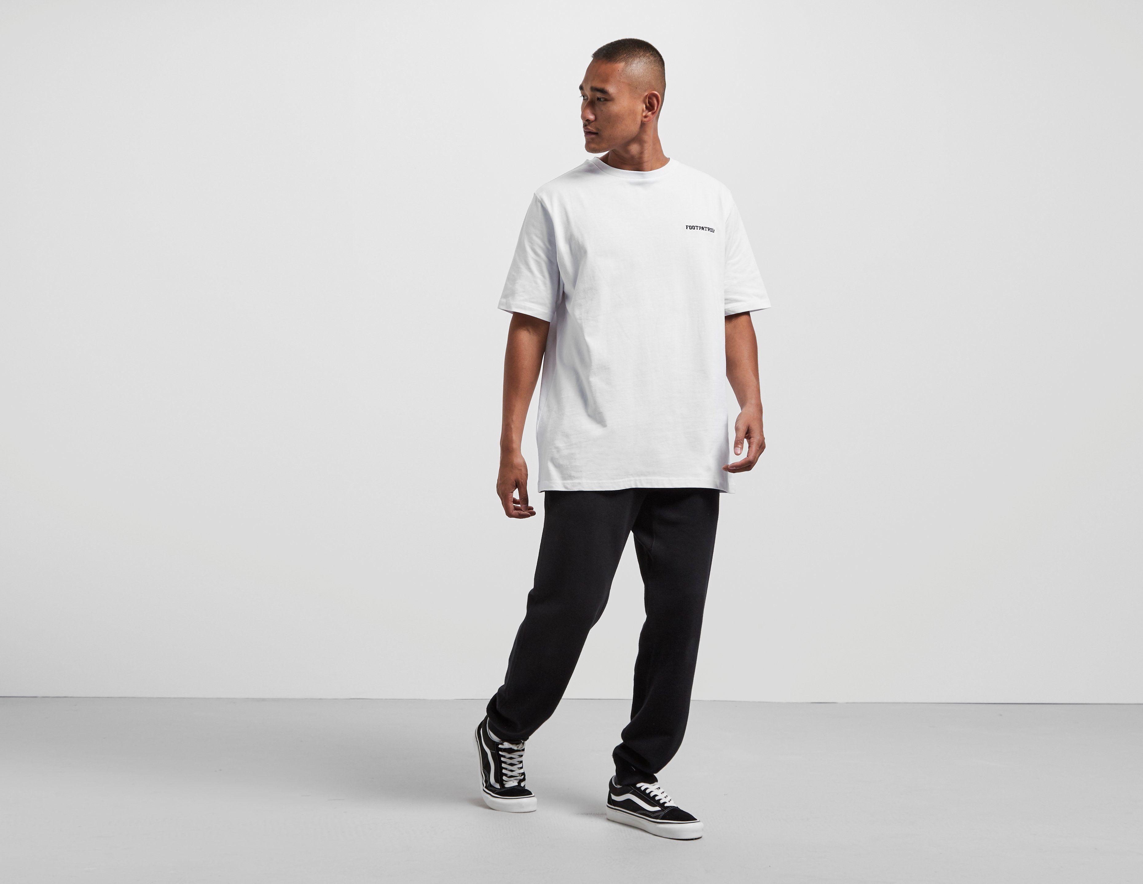 Footpatrol Bar Logo T-Shirt